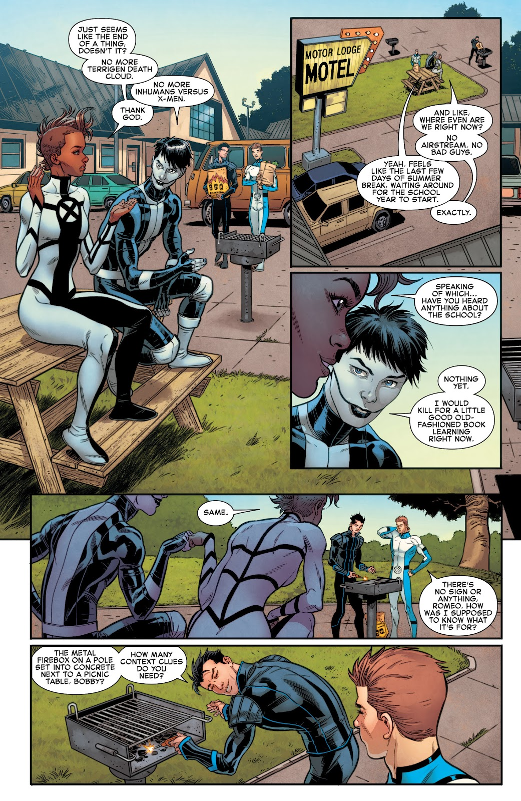 All-New X-Men (2016) Issue #19 #21 - English 3