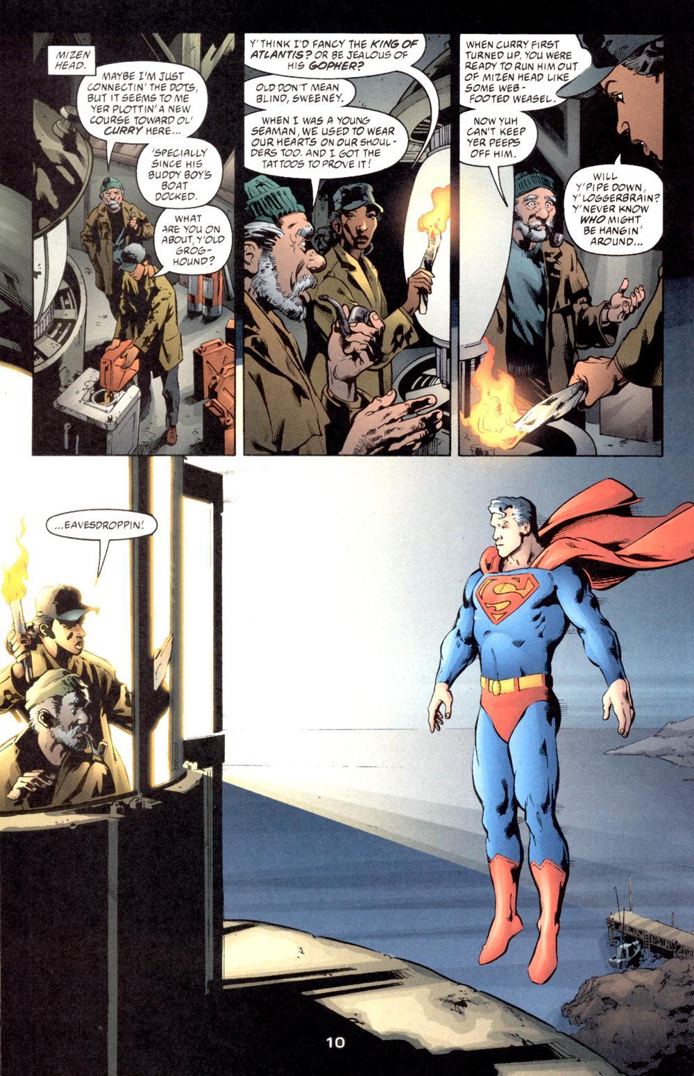 Aquaman (2003) Issue #6 #6 - English 12