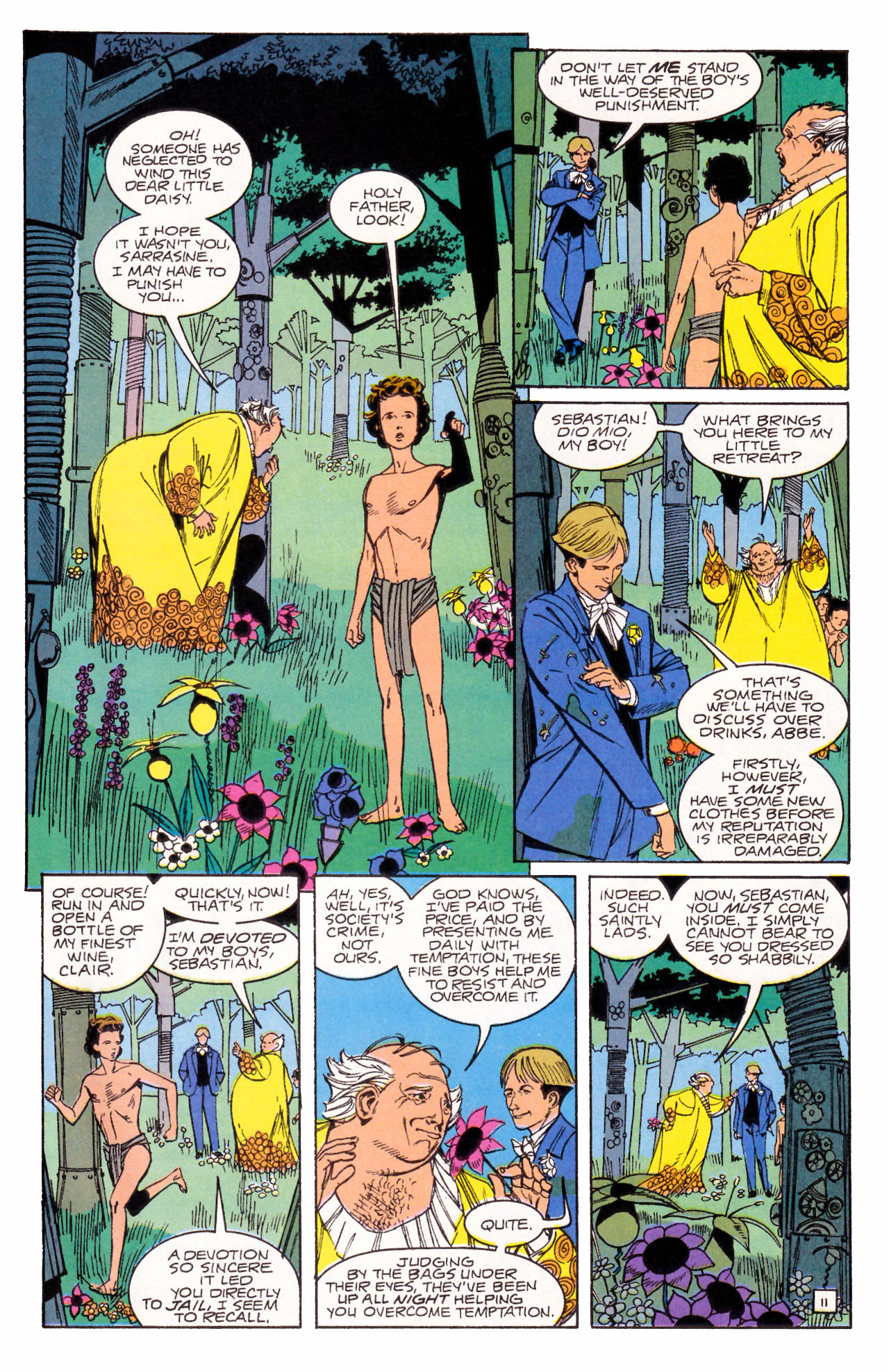 Read online Sebastian O comic -  Issue #2 - 15