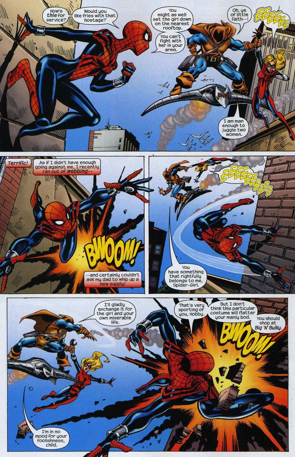 Amazing Spider-Girl Issue #6 #7 - English 14