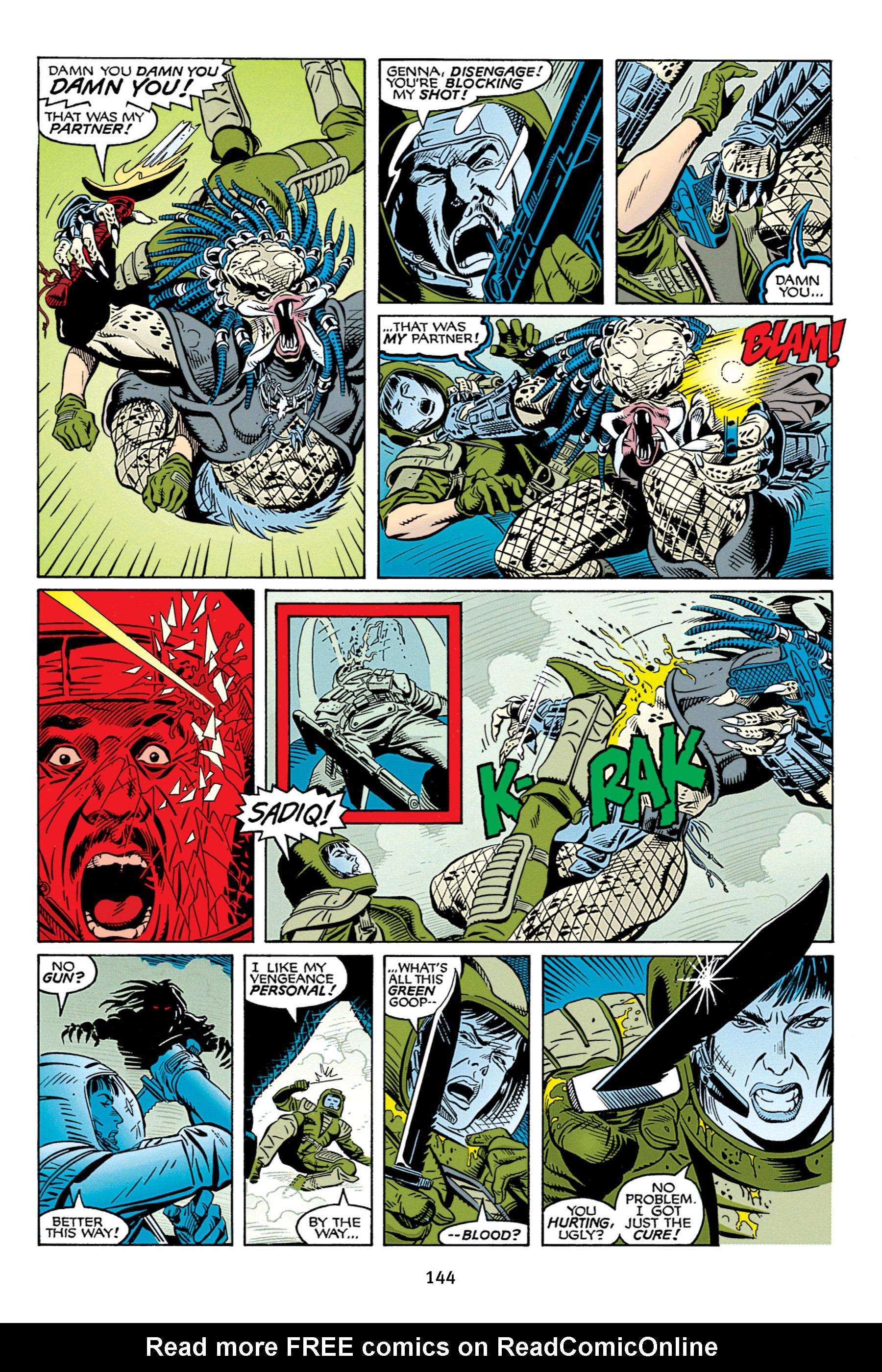 Aliens vs. Predator Omnibus _TPB_2_Part_2 Page 31