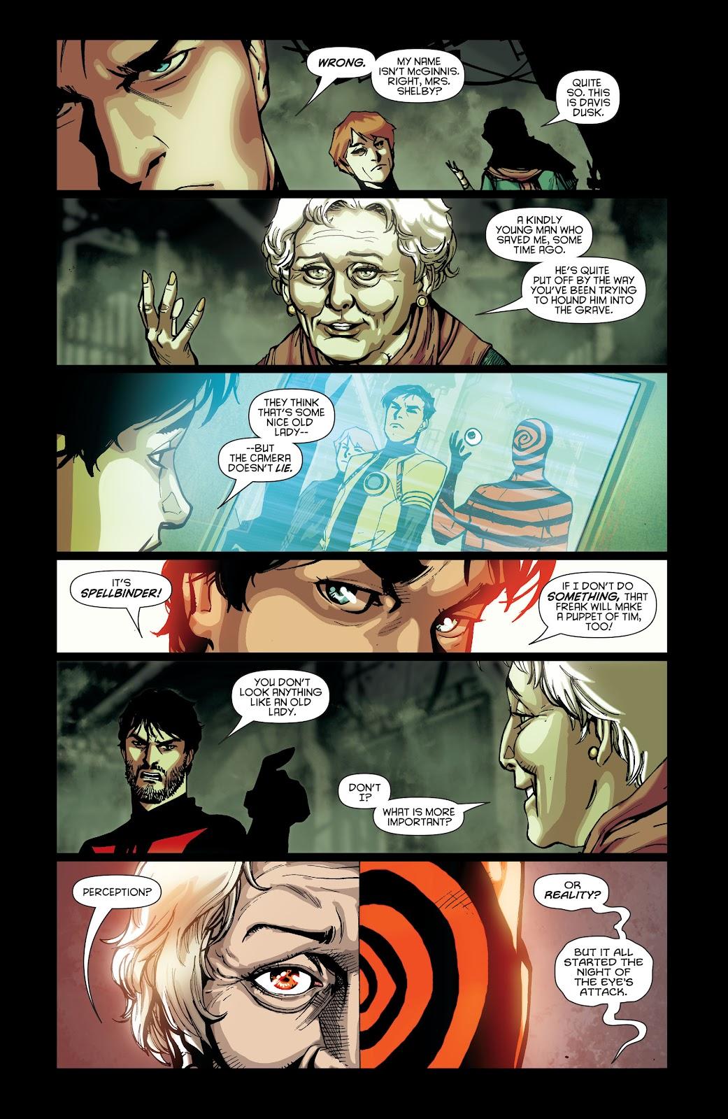 Batman Beyond (2015) Issue #15 #15 - English 18