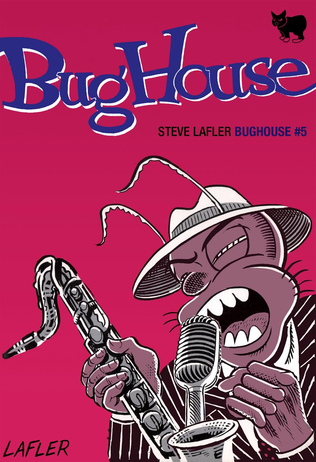 Bughouse Issue #5 #5 - English 1