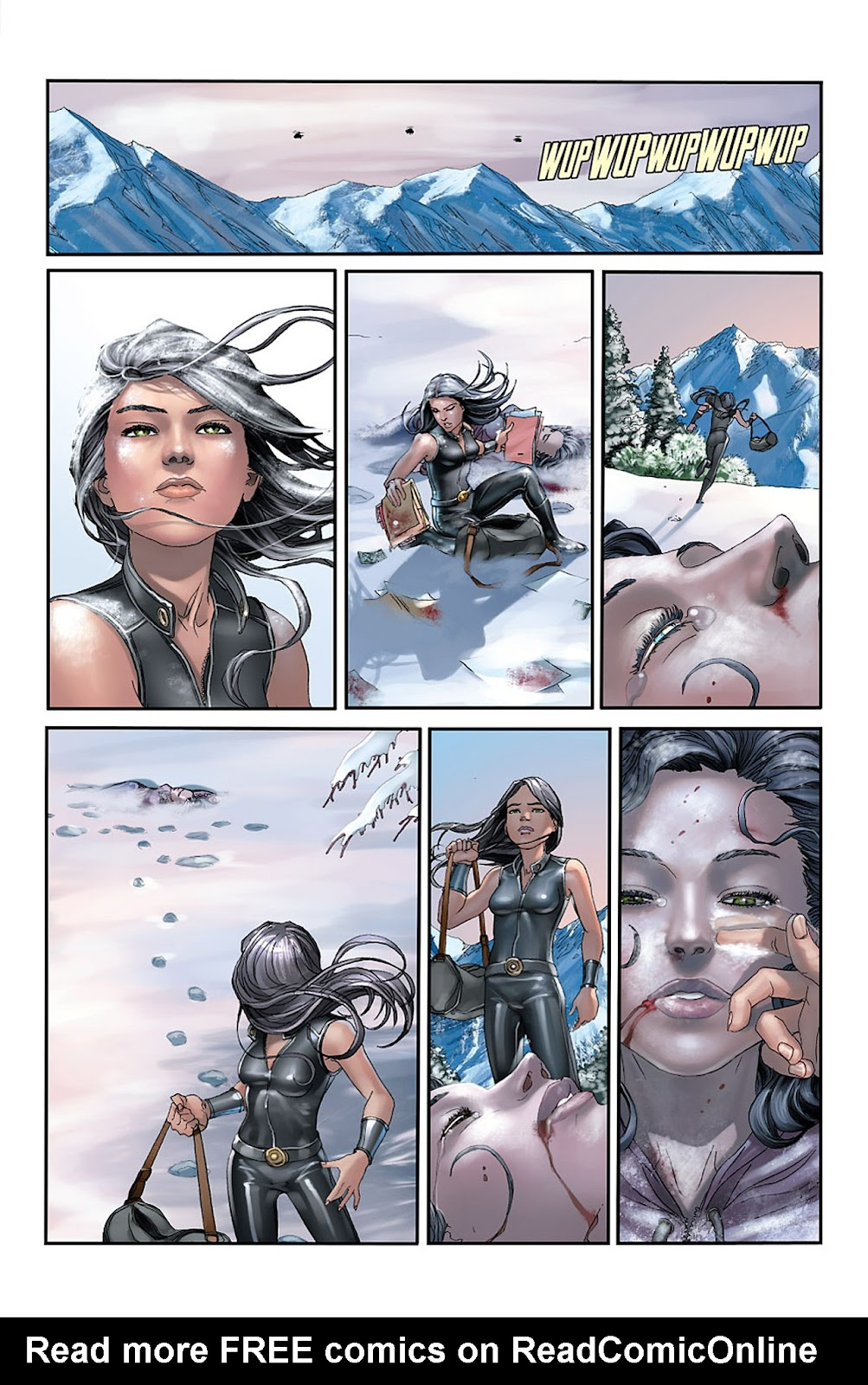 X-23: Target X Issue #1 #1 - English 13