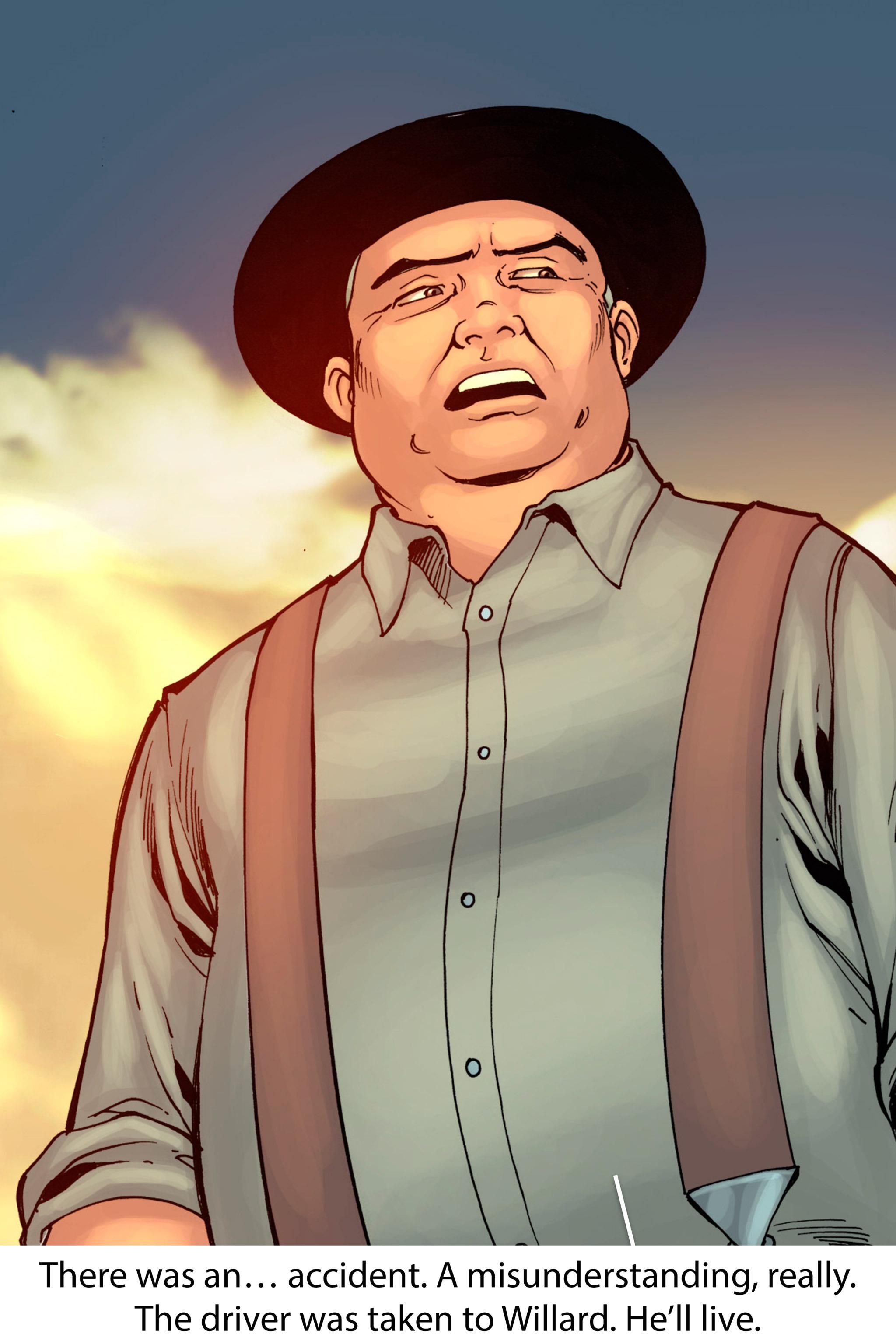 Read online Z-Men comic -  Issue #1 - 125