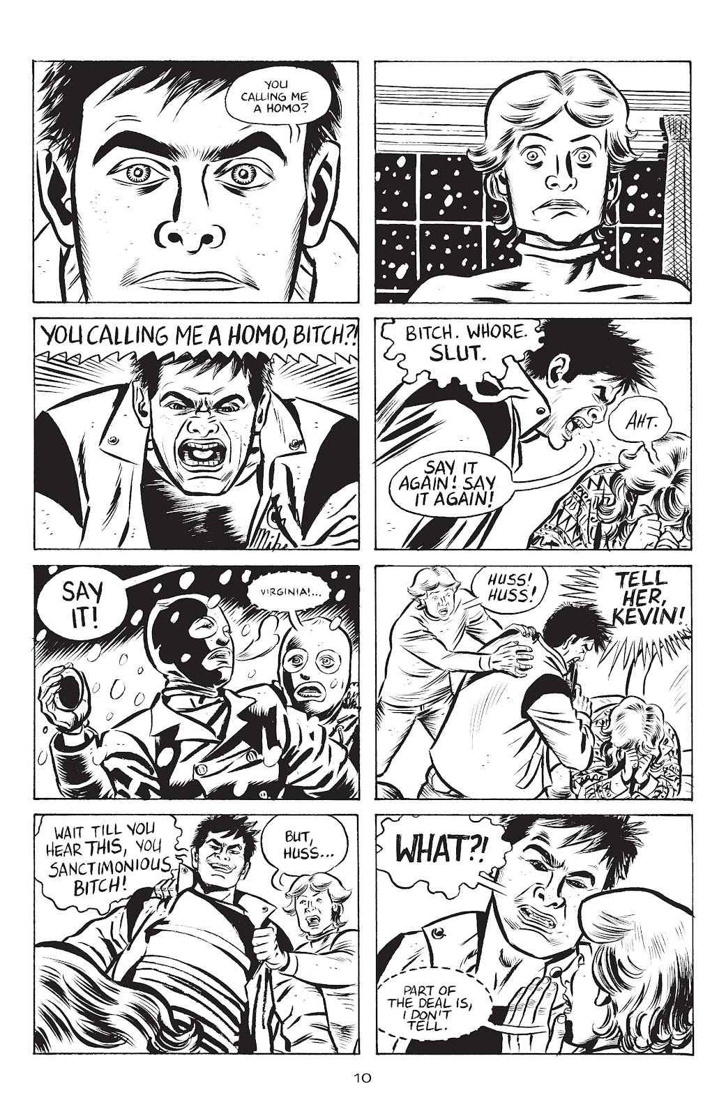 Stray Bullets Issue #38 #38 - English 12