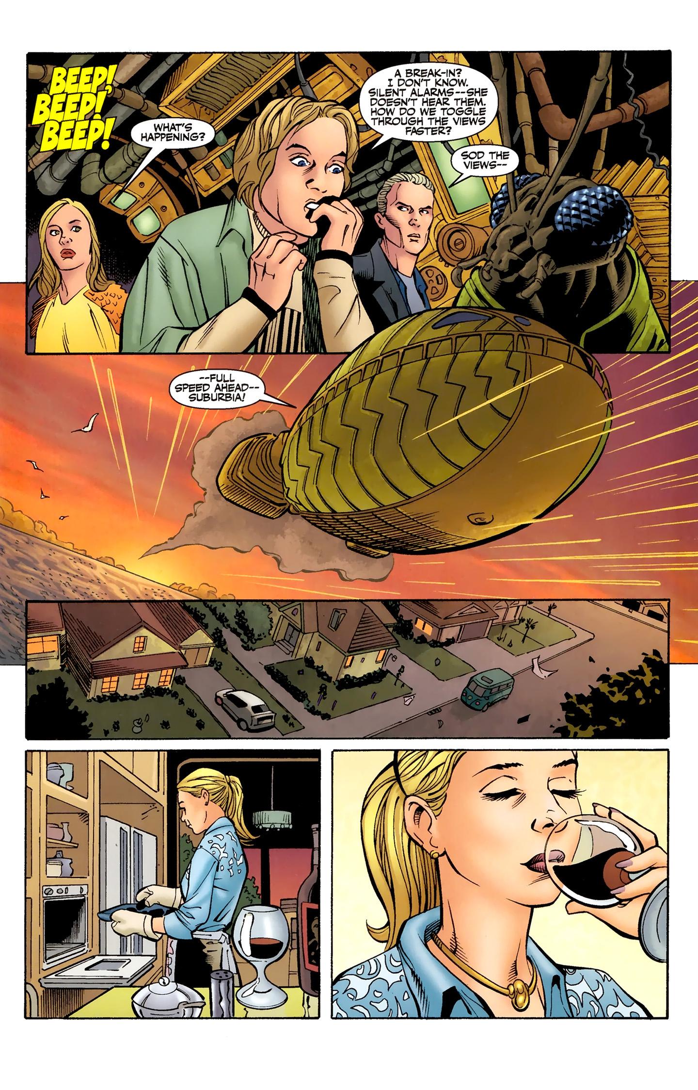 Read online Buffy the Vampire Slayer Season Nine comic -  Issue #8 - 24