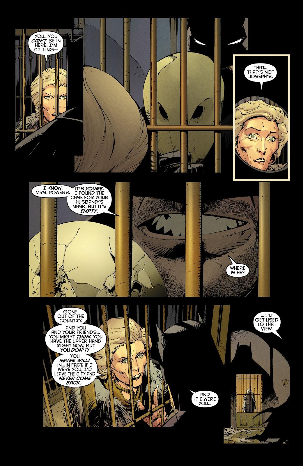 Batman (2011) Issue #10 #25 - English 4