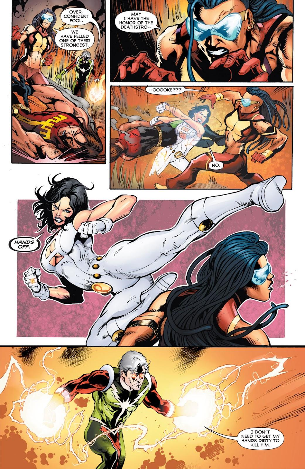 Legion of Super-Heroes (2010) Issue #12 #13 - English 13
