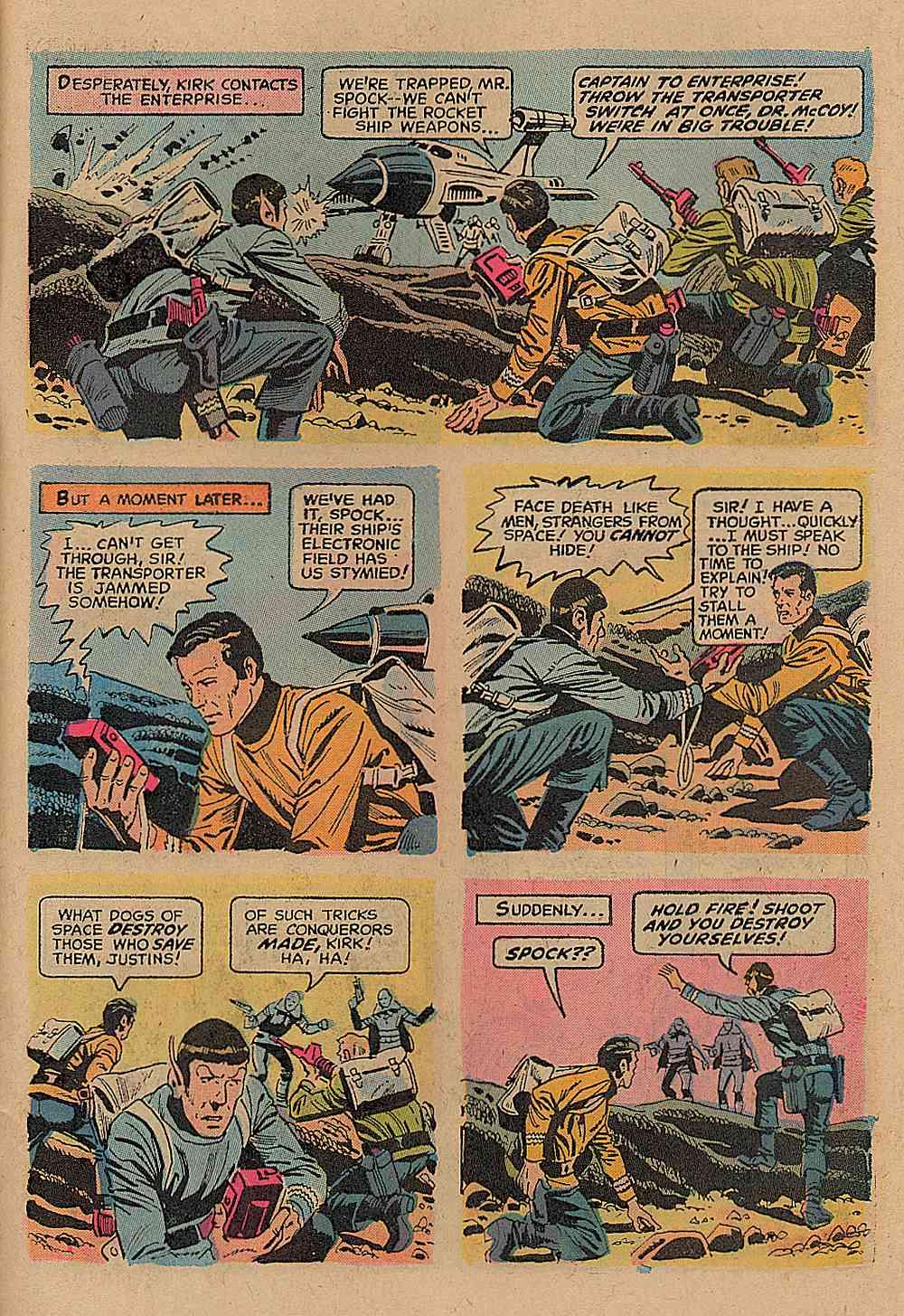 Star Trek (1967) Issue #37 #37 - English 22