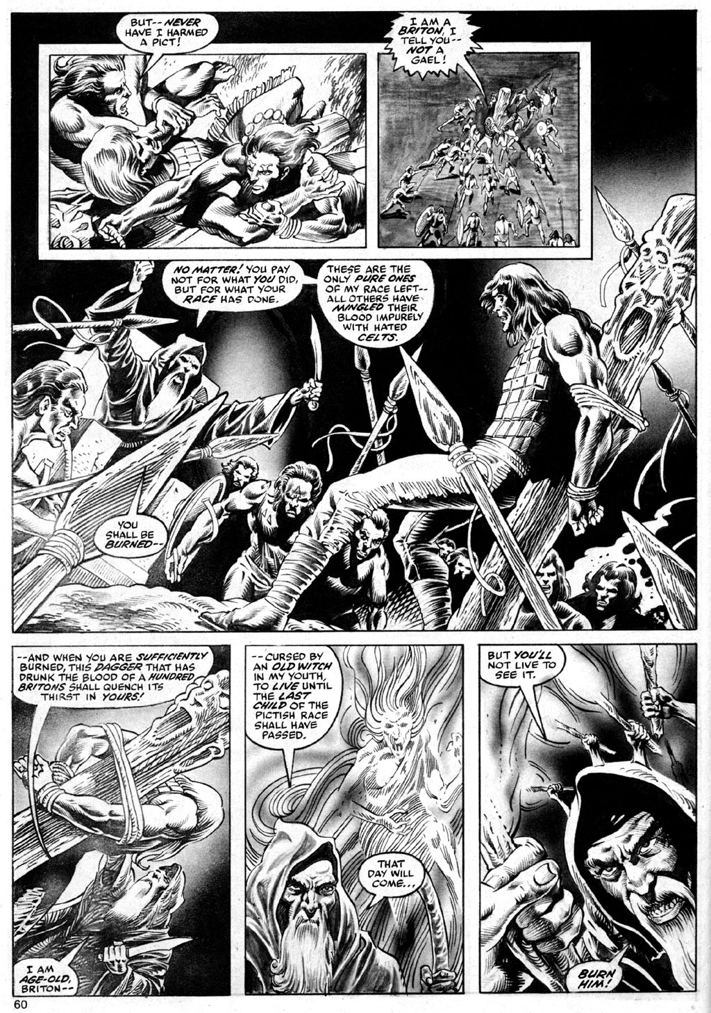 The Savage Sword Of Conan Issue #69 #70 - English 60
