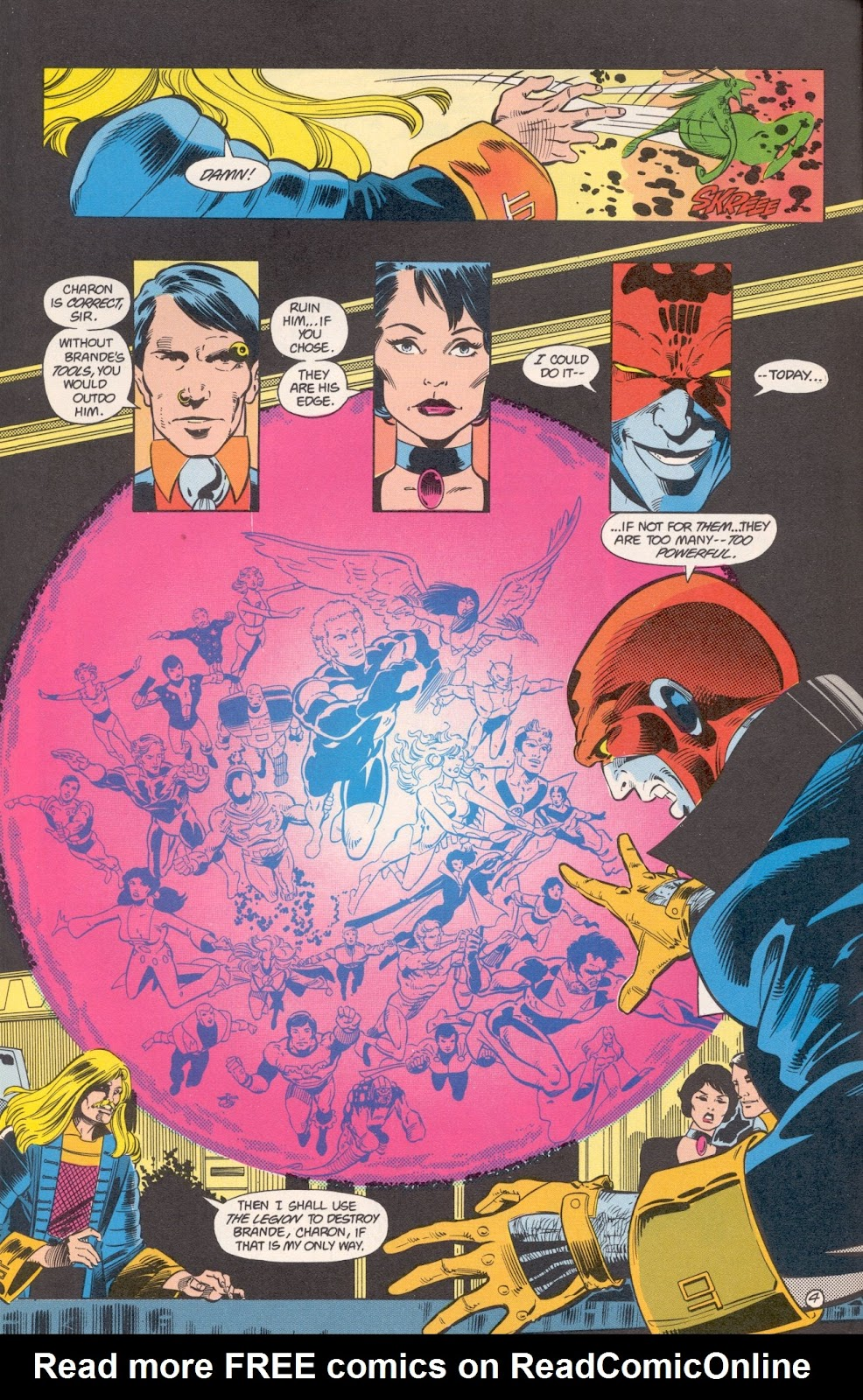 Tales of the Legion Issue #342 #29 - English 5