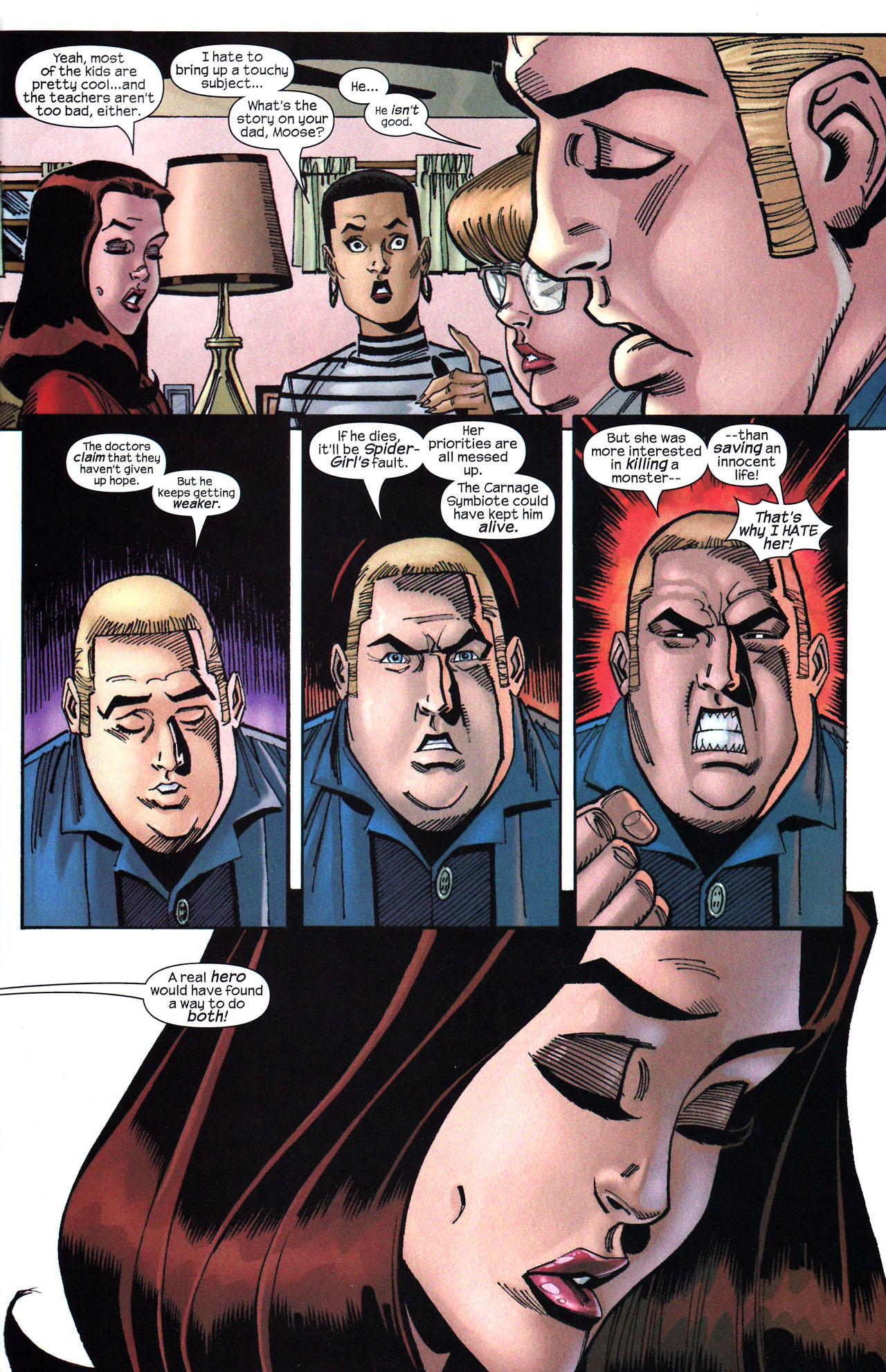 Amazing Spider-Girl #14 #17 - English 18