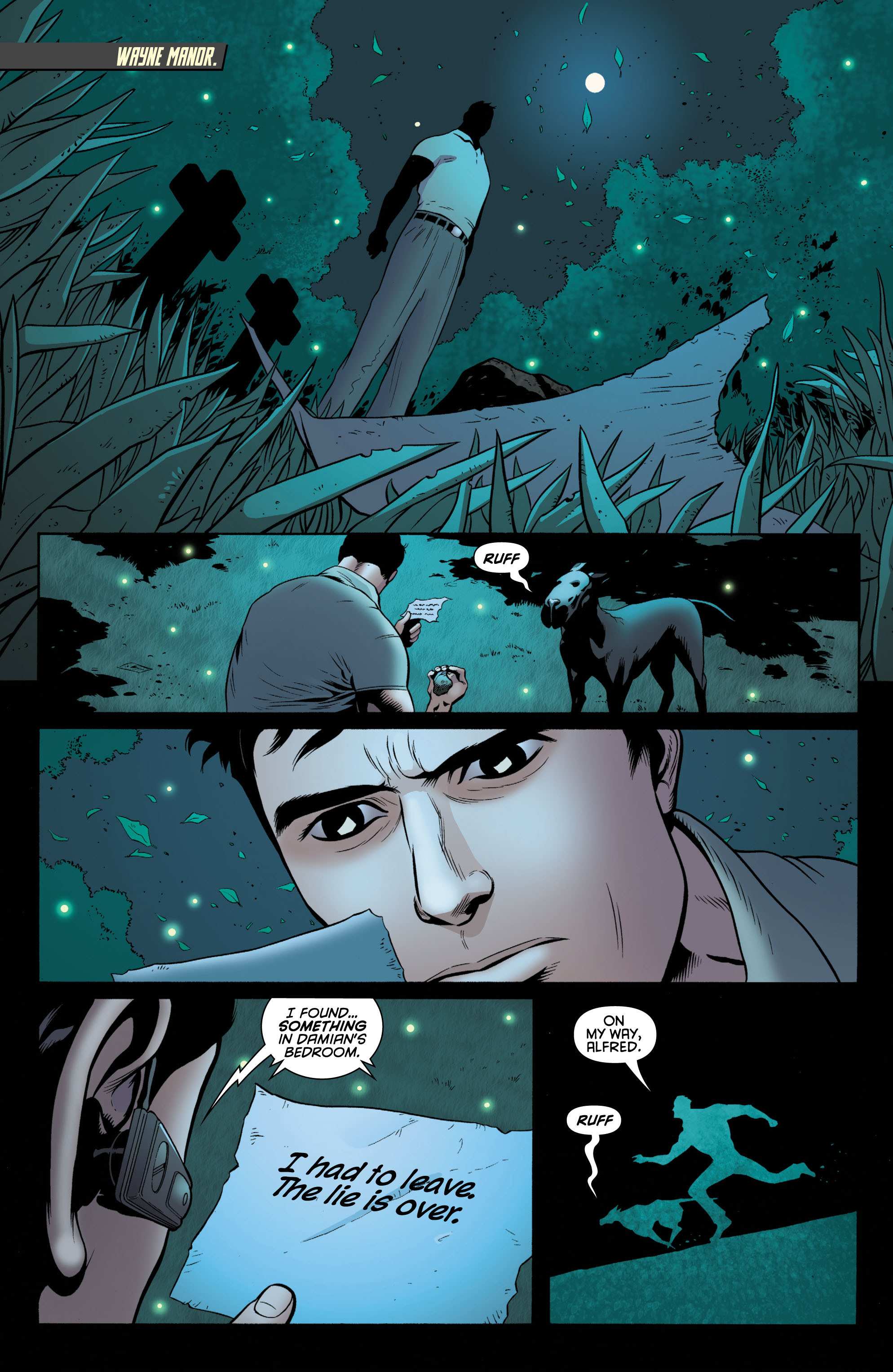Batman and Robin (2011) chap 1 pic 92