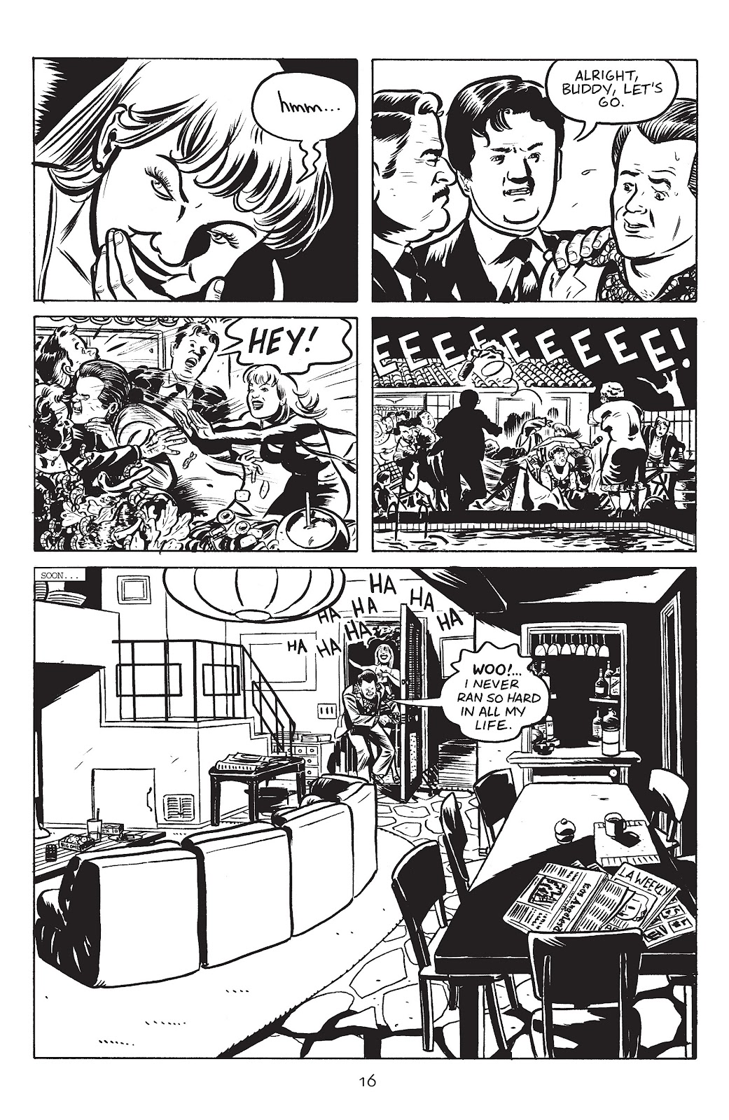 Stray Bullets Issue #22 #22 - English 18