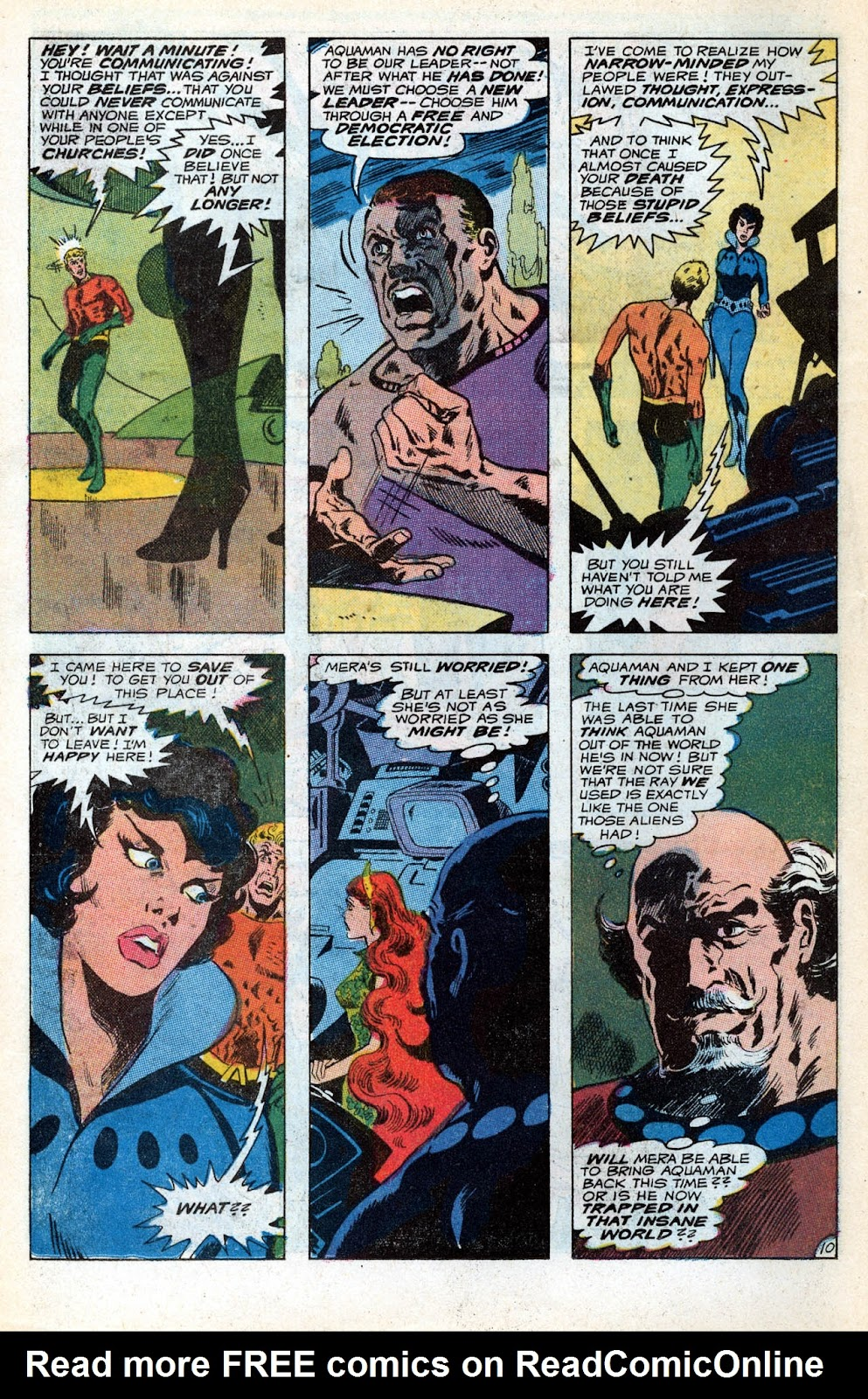 Aquaman (1962) Issue #55 #55 - English 14