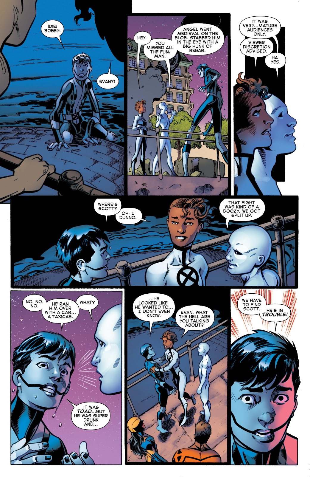 All-New X-Men (2016) Issue #6 #8 - English 20