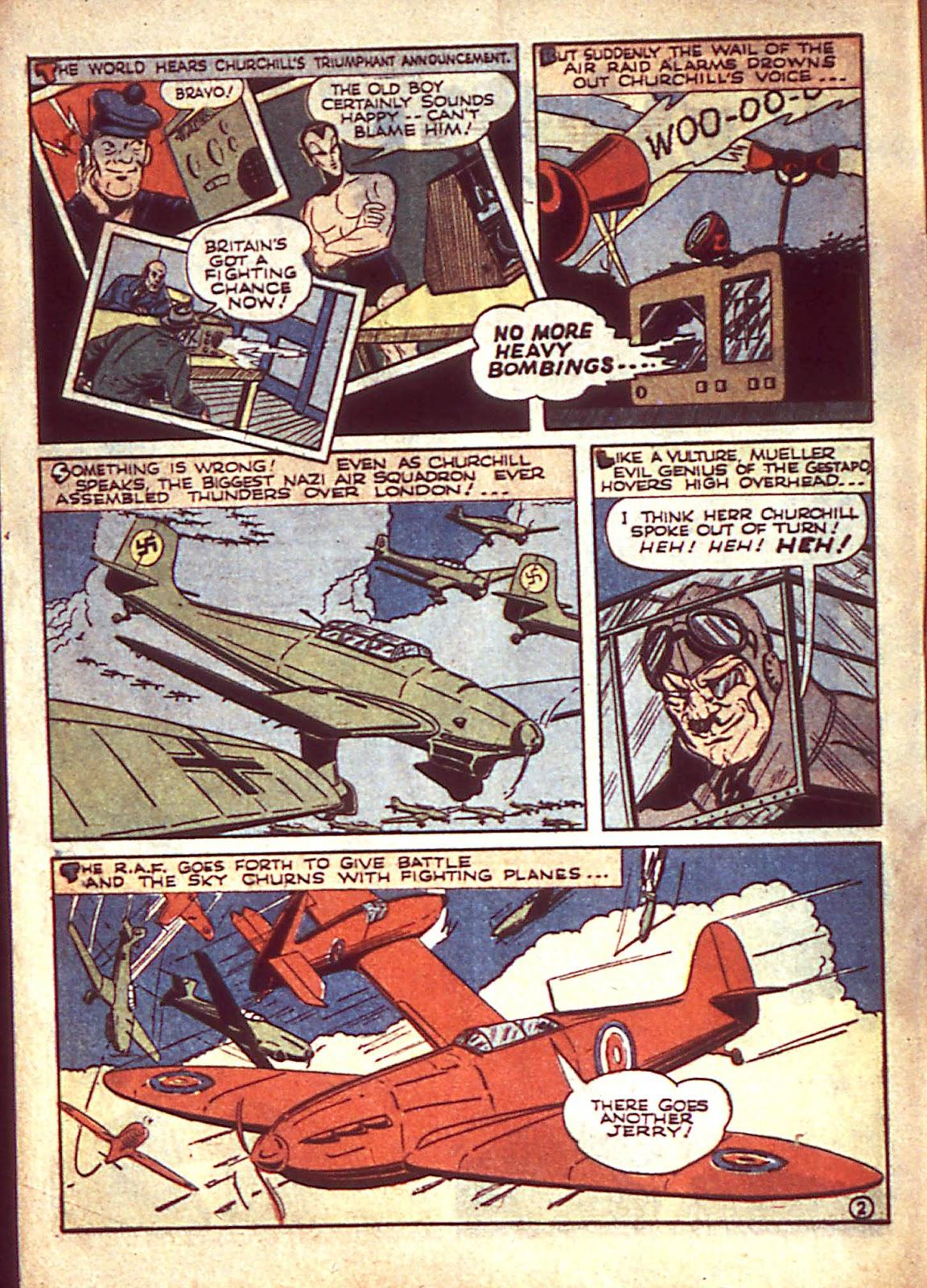Sub-Mariner Comics Issue #3 #3 - English 5
