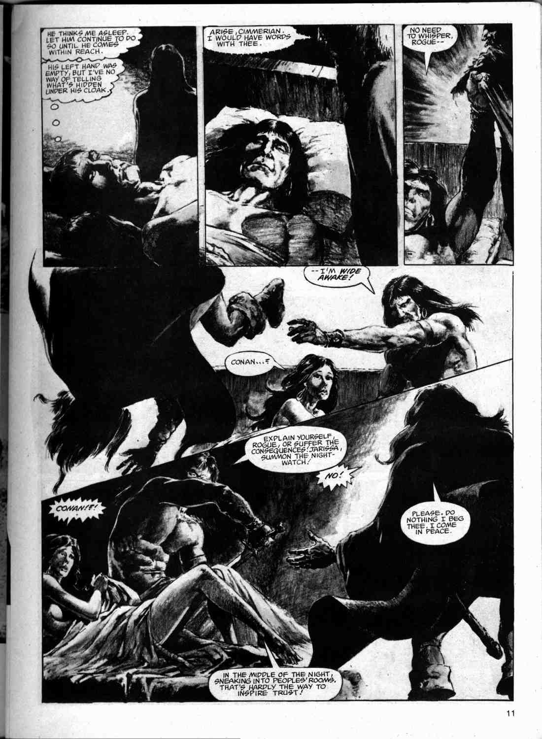 The Savage Sword Of Conan Issue #74 #75 - English 10