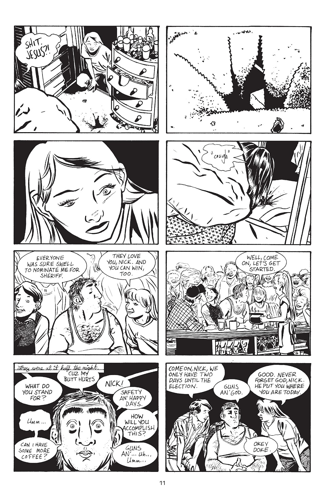 Stray Bullets Issue #13 #13 - English 13