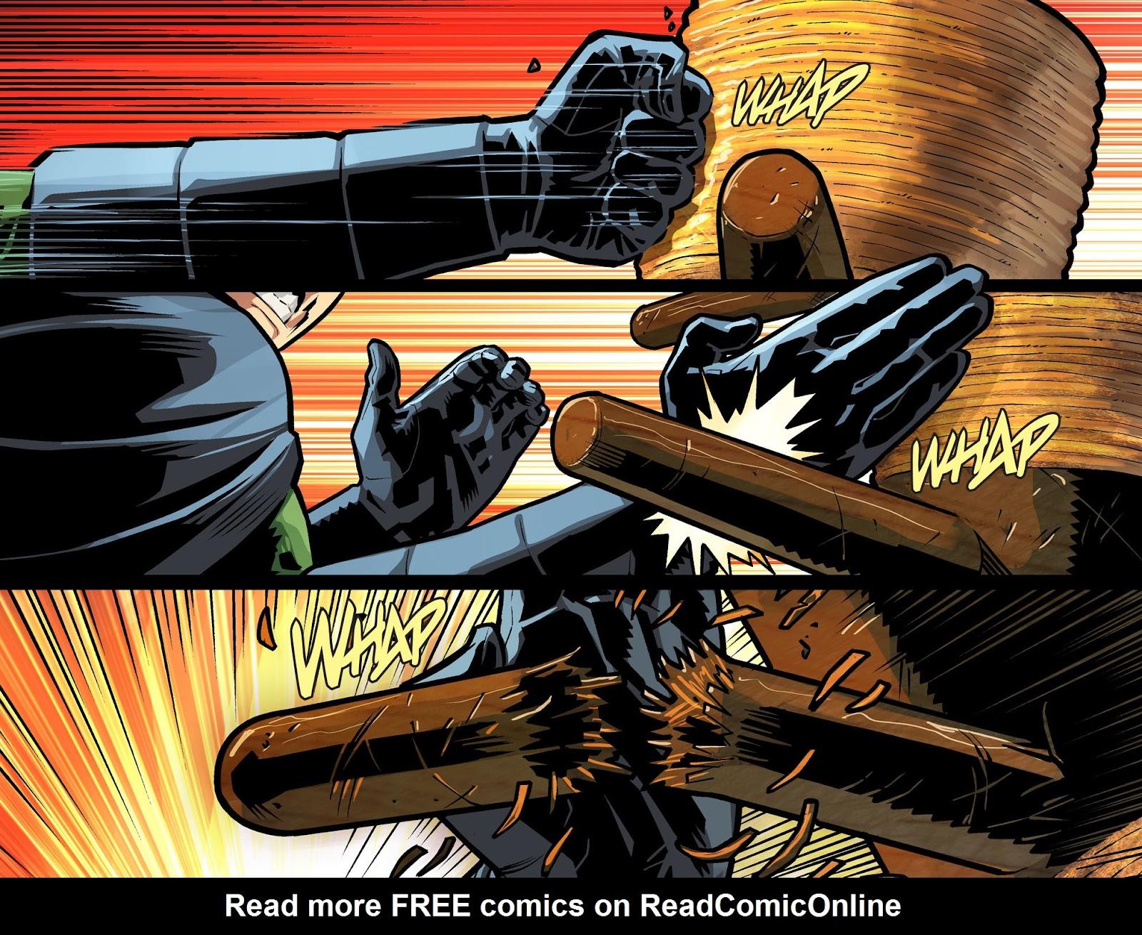 Injustice: Gods Among Us Year Four Issue #6 #7 - English 3