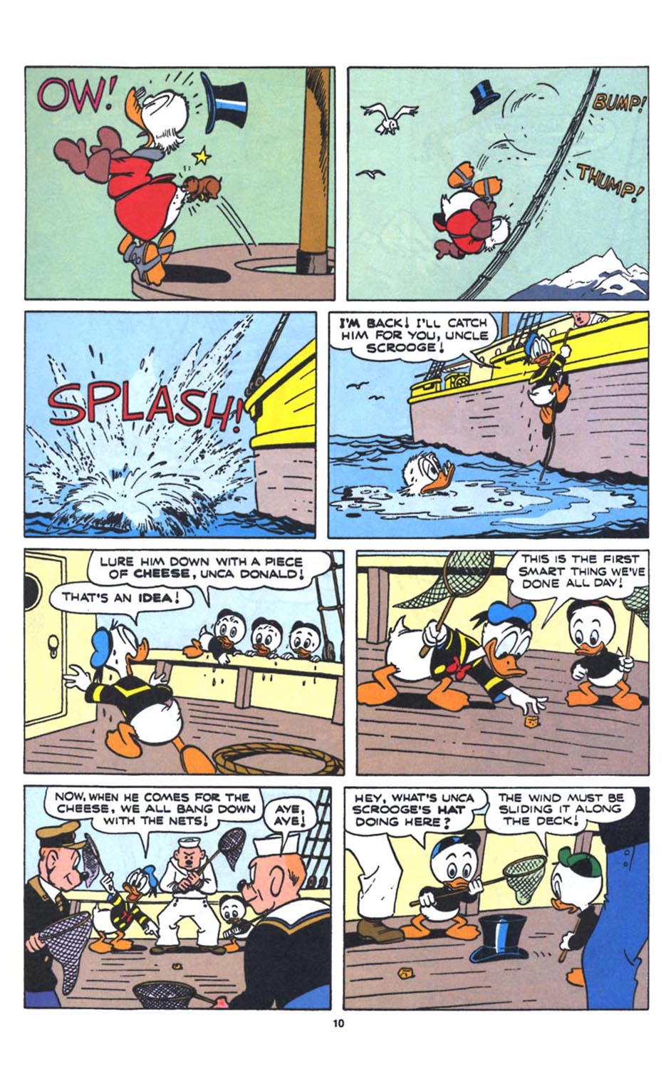 Uncle Scrooge (1953) Issue #250 #250 - English 12
