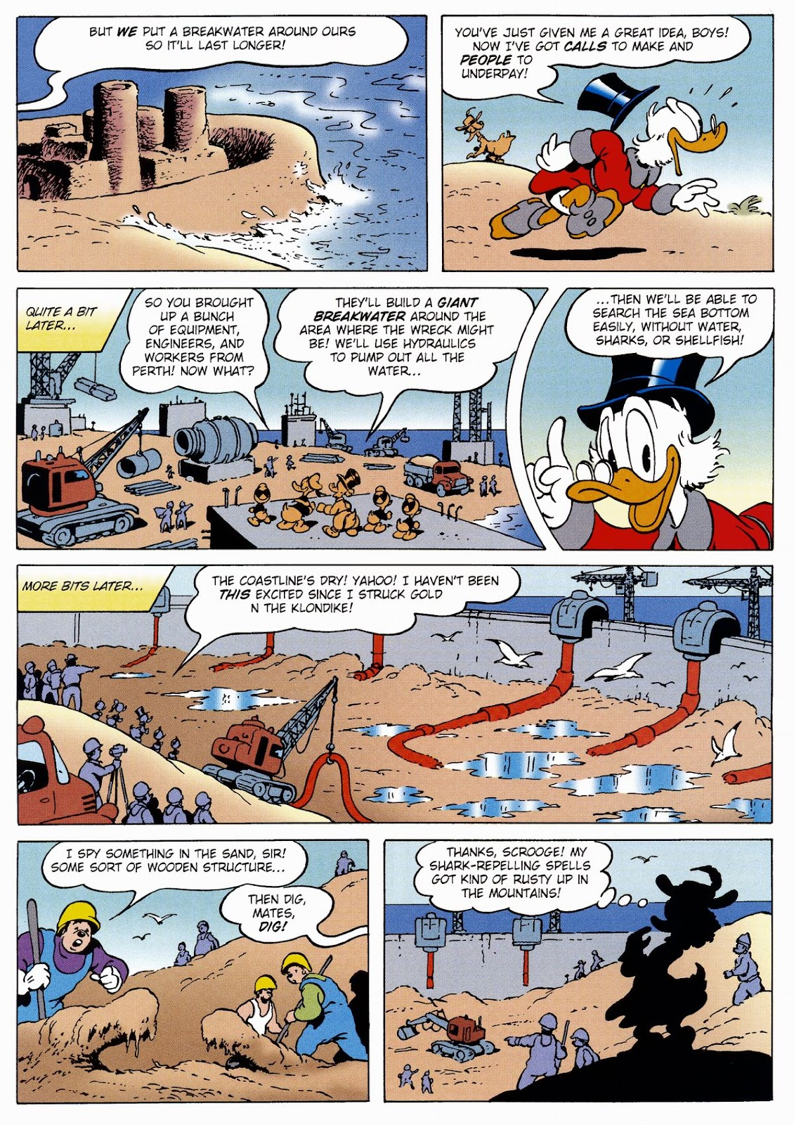 Uncle Scrooge (1953) Issue #327 #327 - English 14