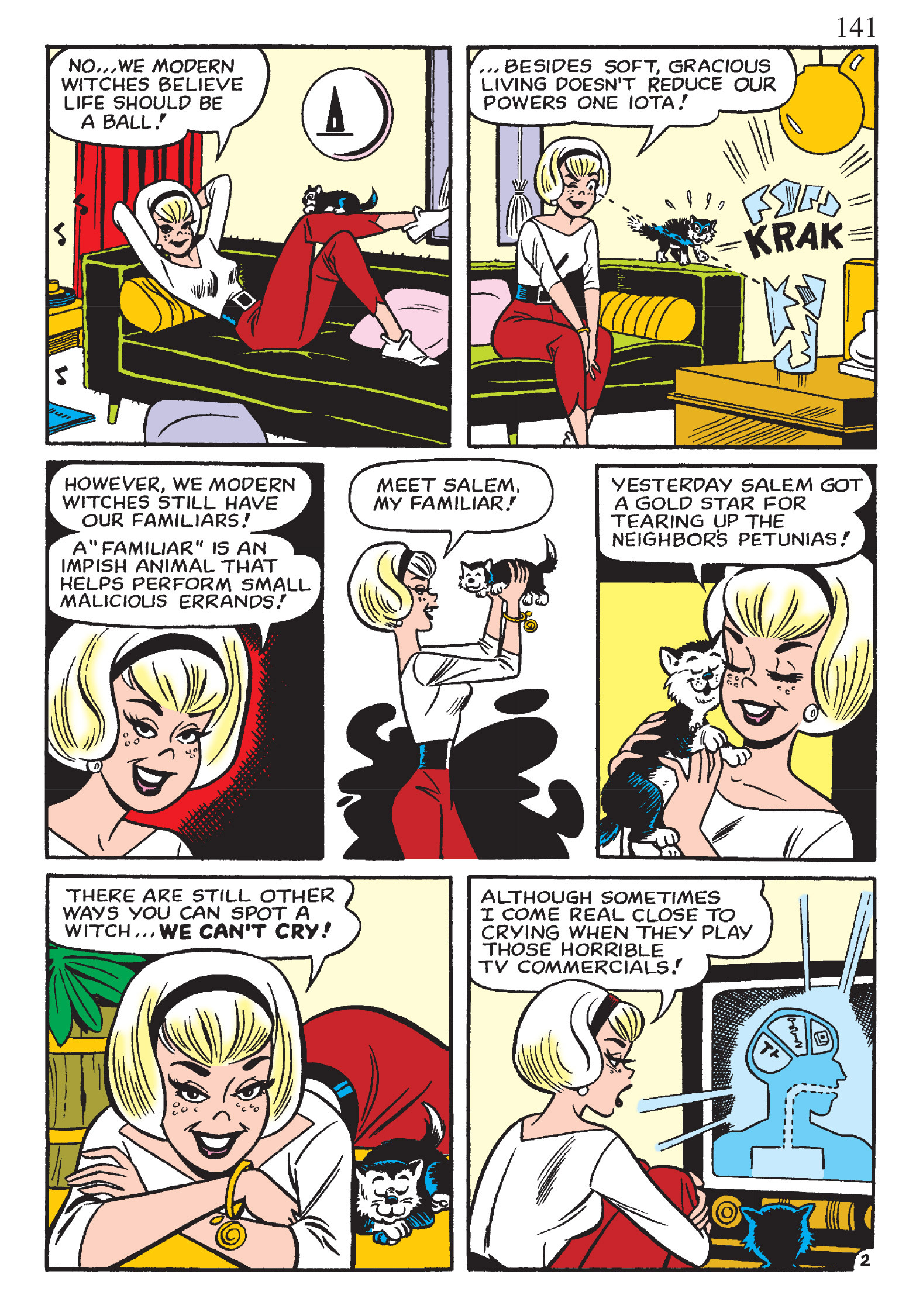 Read online The Best of Archie Comics comic -  Issue # TPB 1 (Part 1) - 138