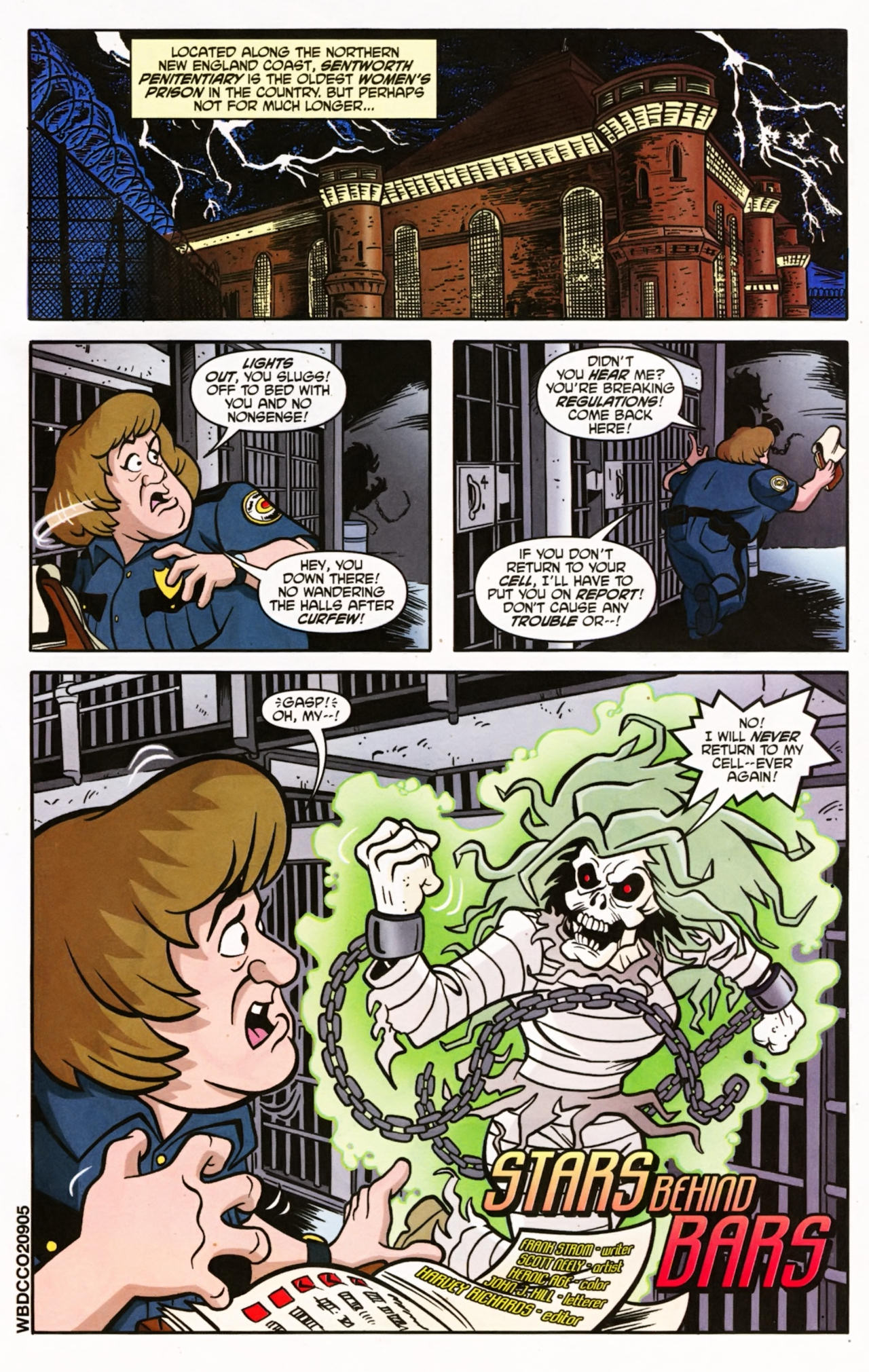 Read online Scooby-Doo (1997) comic -  Issue #148 - 14