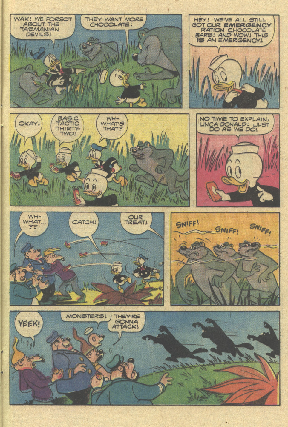 Donald Duck (1962) 196 Page 24