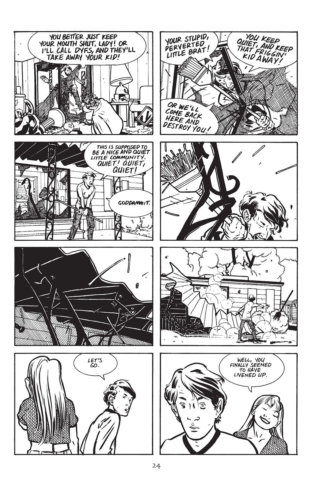 Stray Bullets Issue #8 #8 - English 26