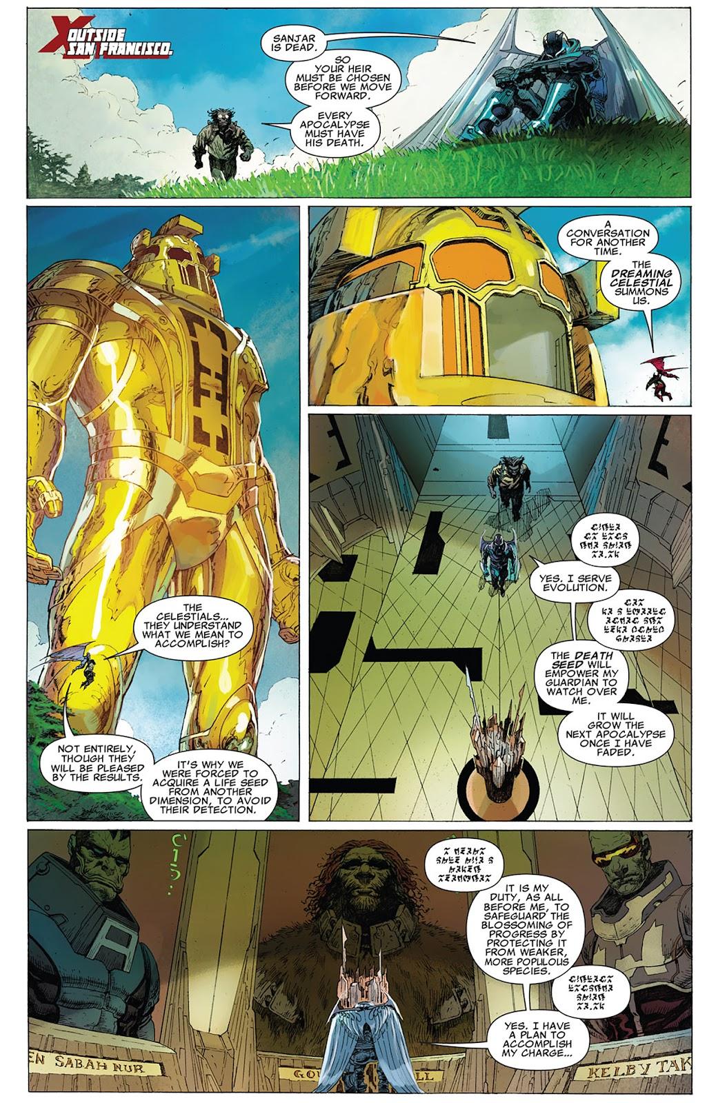 Uncanny X-Force (2010) Issue #15 #16 - English 19