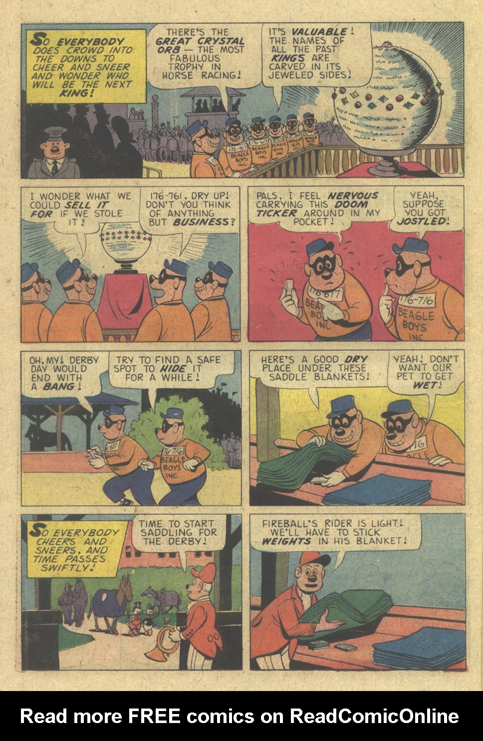 Uncle Scrooge (1953) Issue #131 #131 - English 26