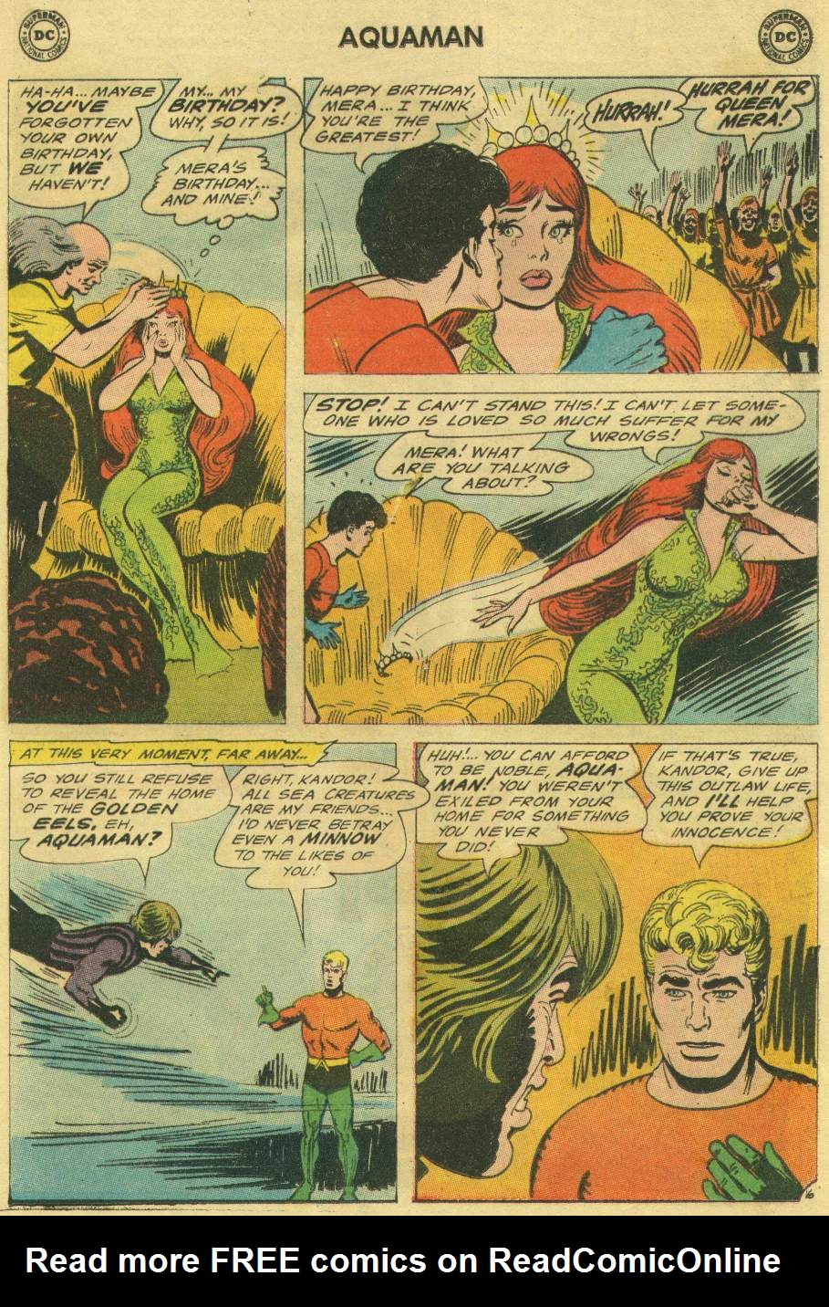 Aquaman (1962) Issue #22 #22 - English 21
