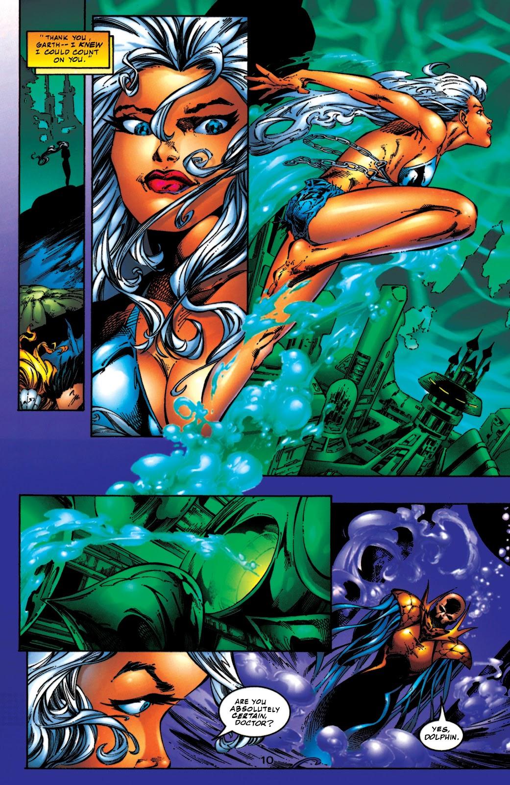 Aquaman (1994) Issue #54 #60 - English 11