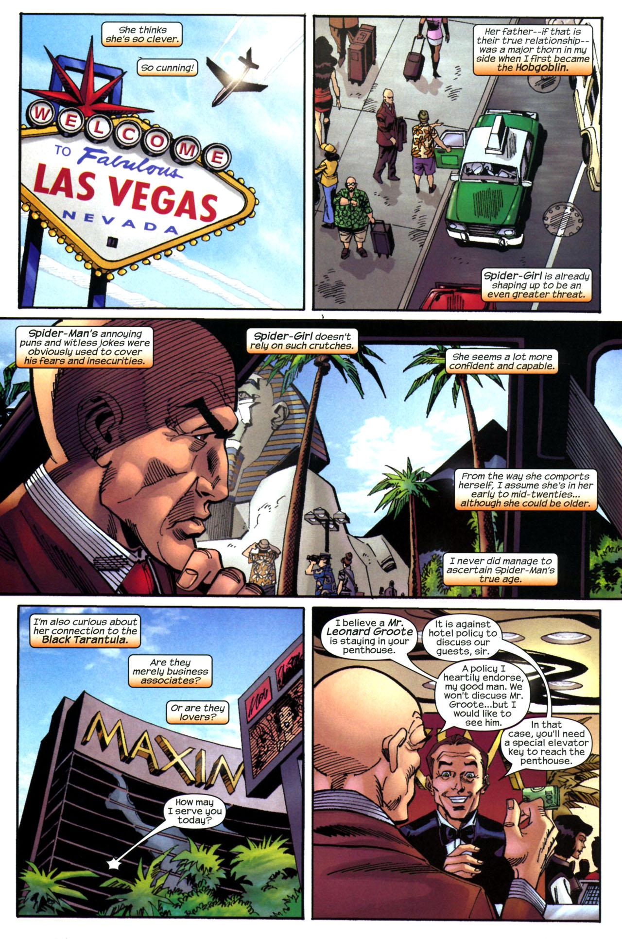 Amazing Spider-Girl #13 #18 - English 12