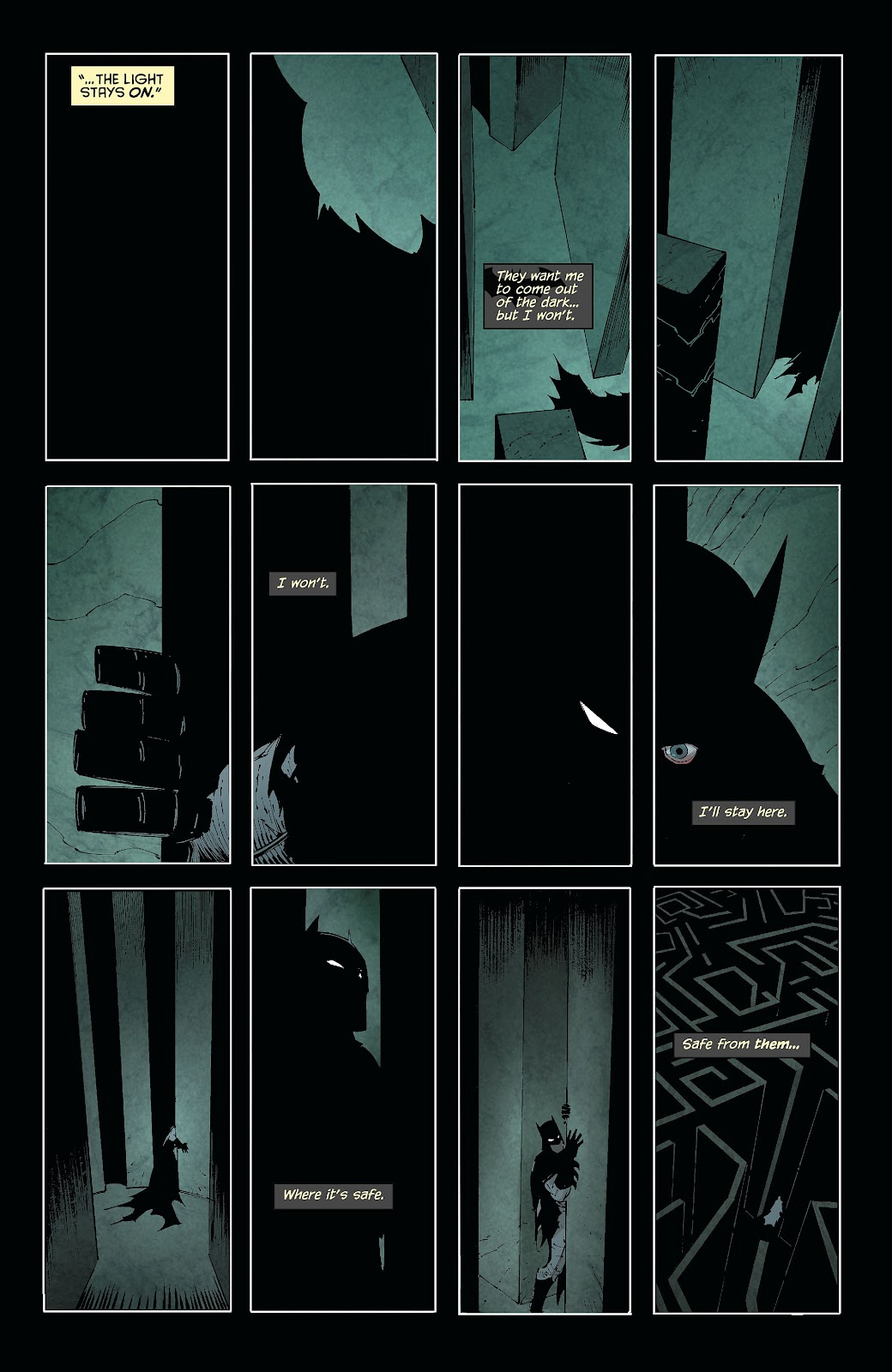 Batman (2011) Issue #5 #20 - English 4