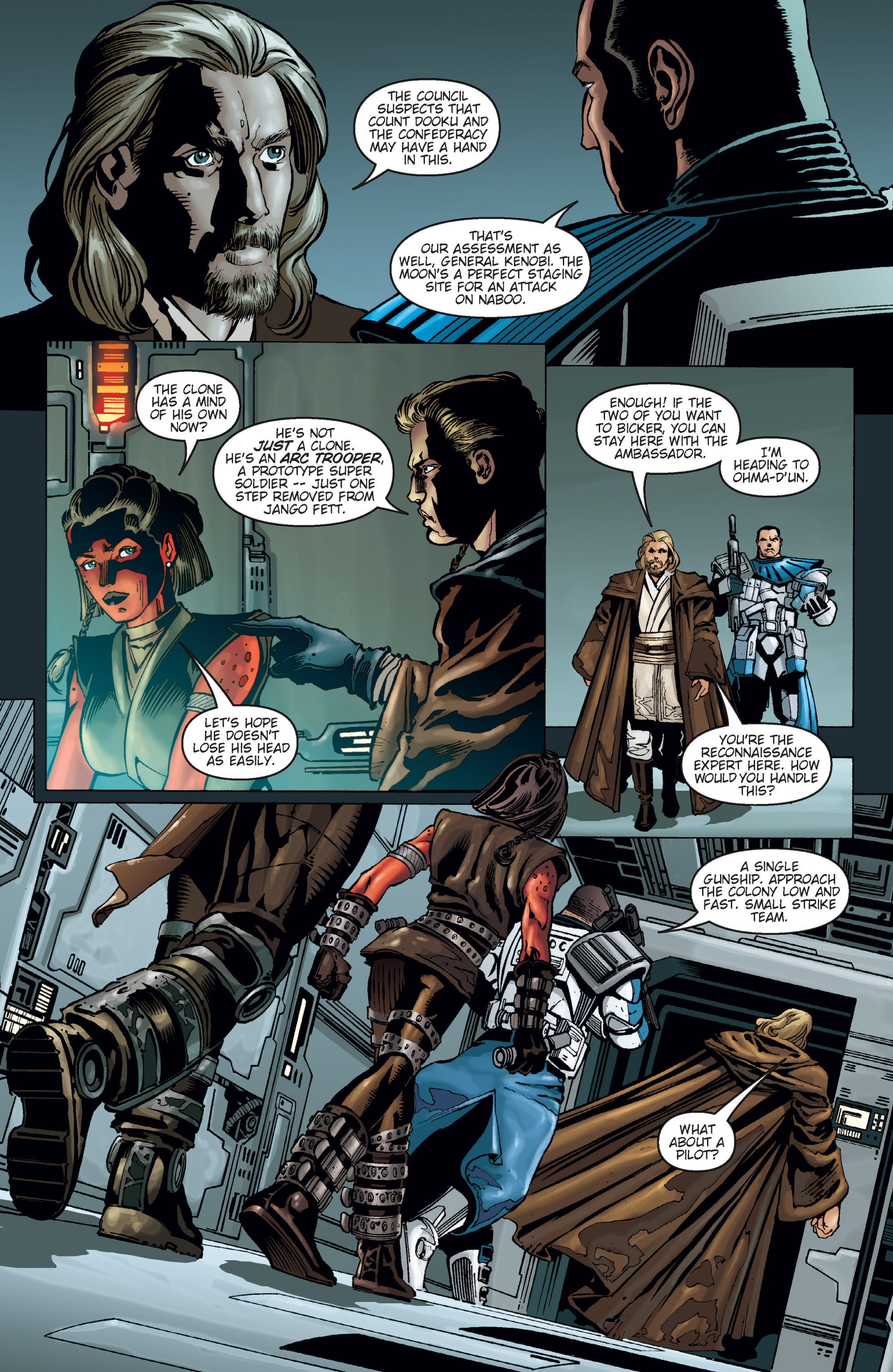 Star Wars Legends Epic Collection: The Clone Wars chap 1 pic 103