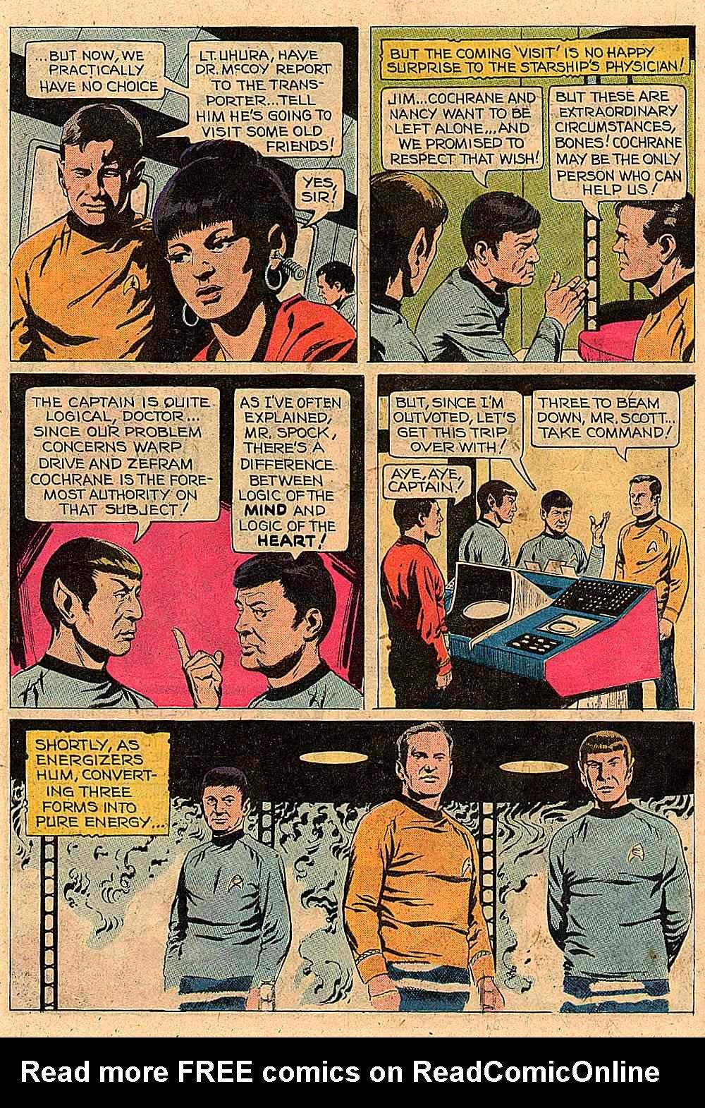 Star Trek (1967) #49 #49 - English 8
