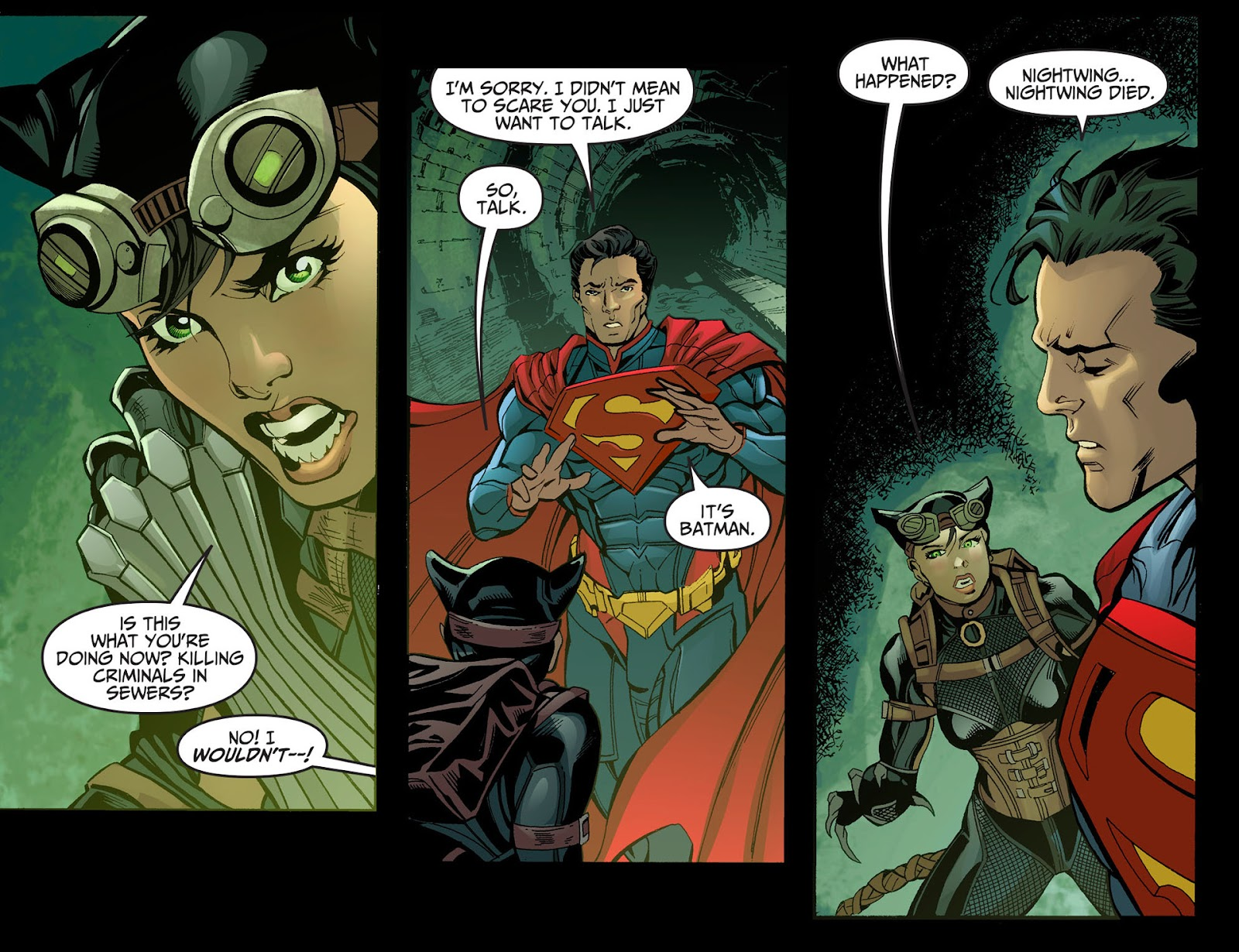 Injustice: Gods Among Us [I] Issue #17 #18 - English 15