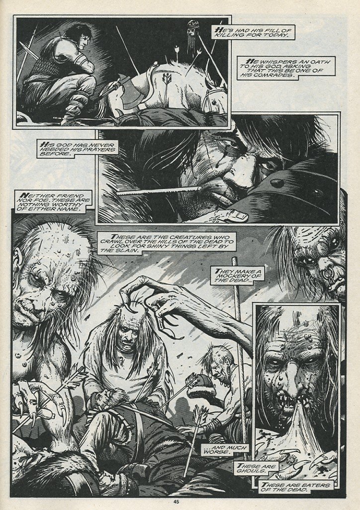 The Savage Sword Of Conan Issue #176 #177 - English 47