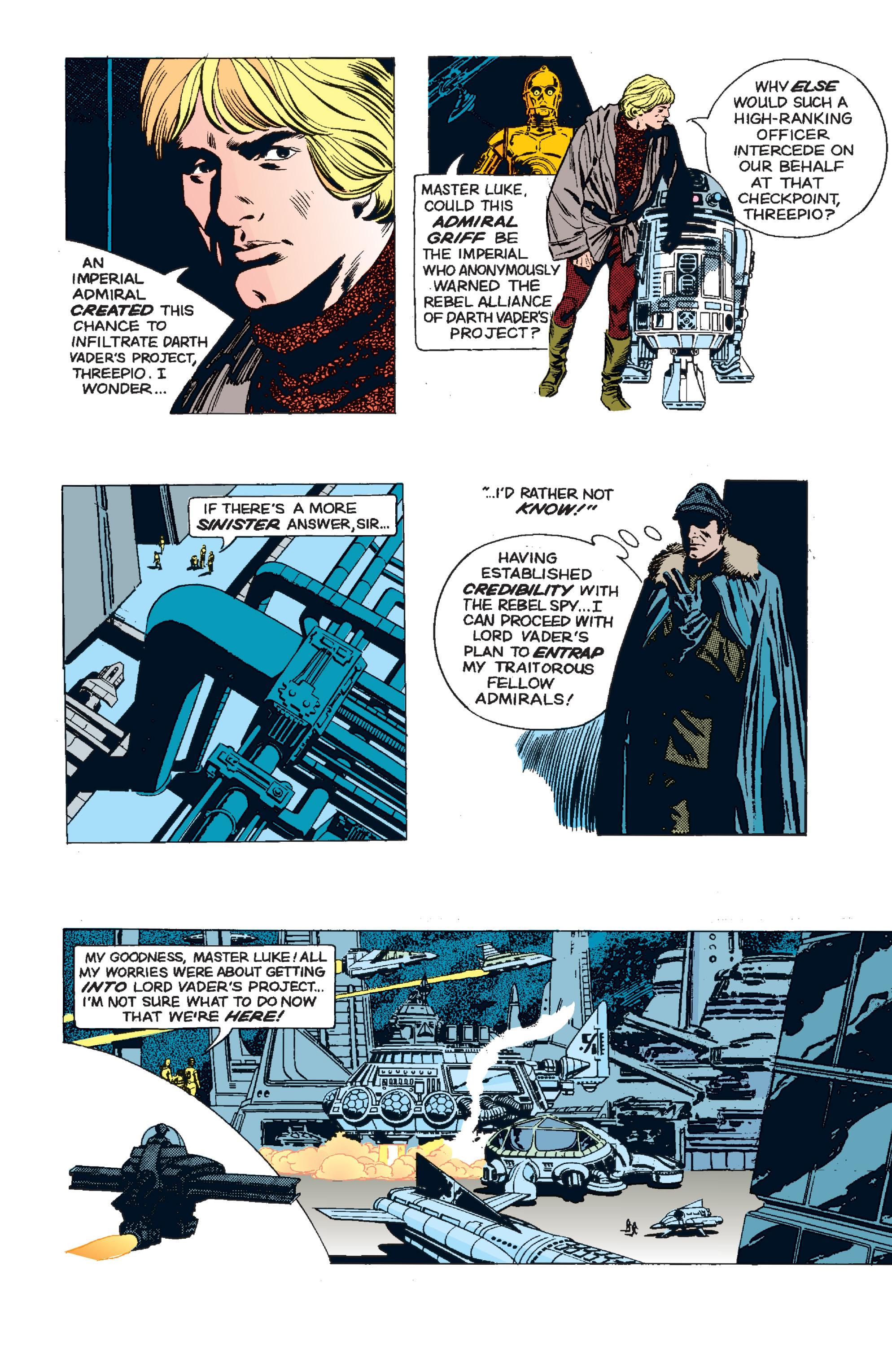 Classic Star Wars #3 #3 - English 14