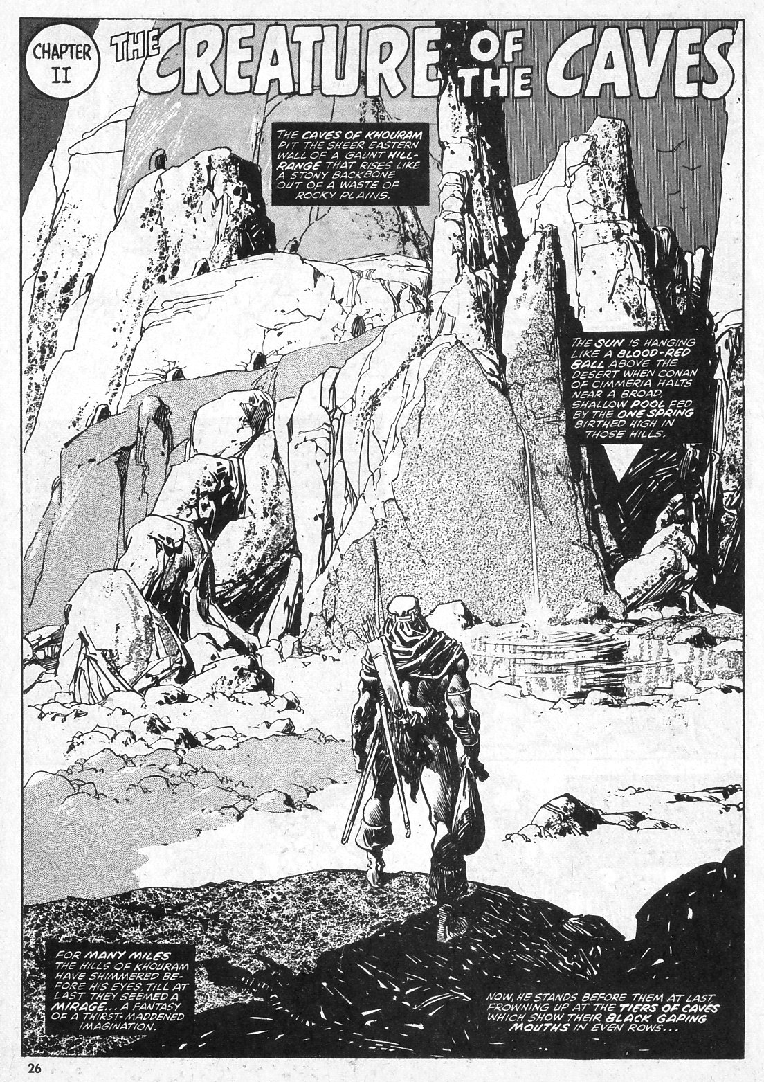 The Savage Sword Of Conan Issue #28 #29 - English 26