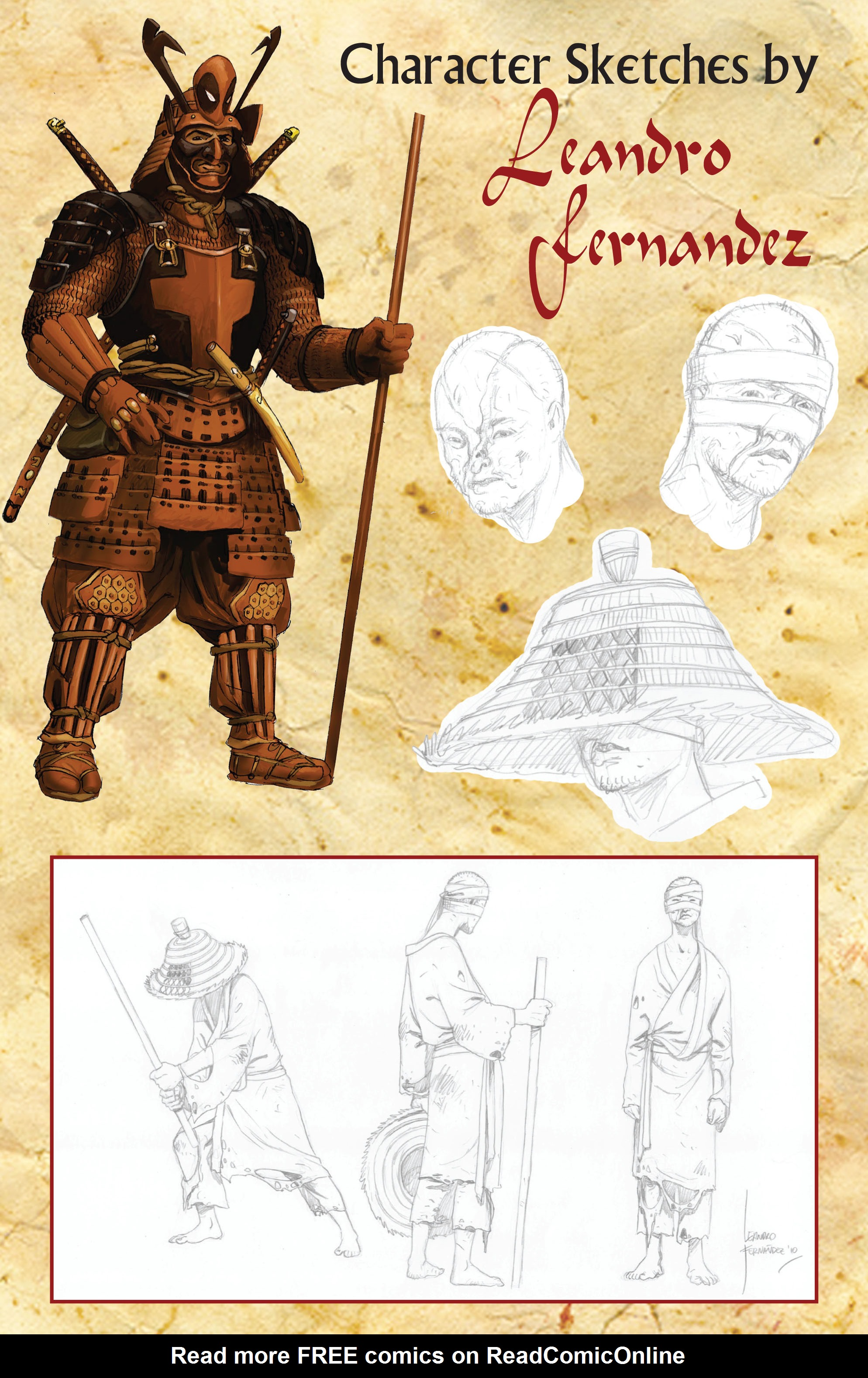5 Ronin (2011) 5 Page 24