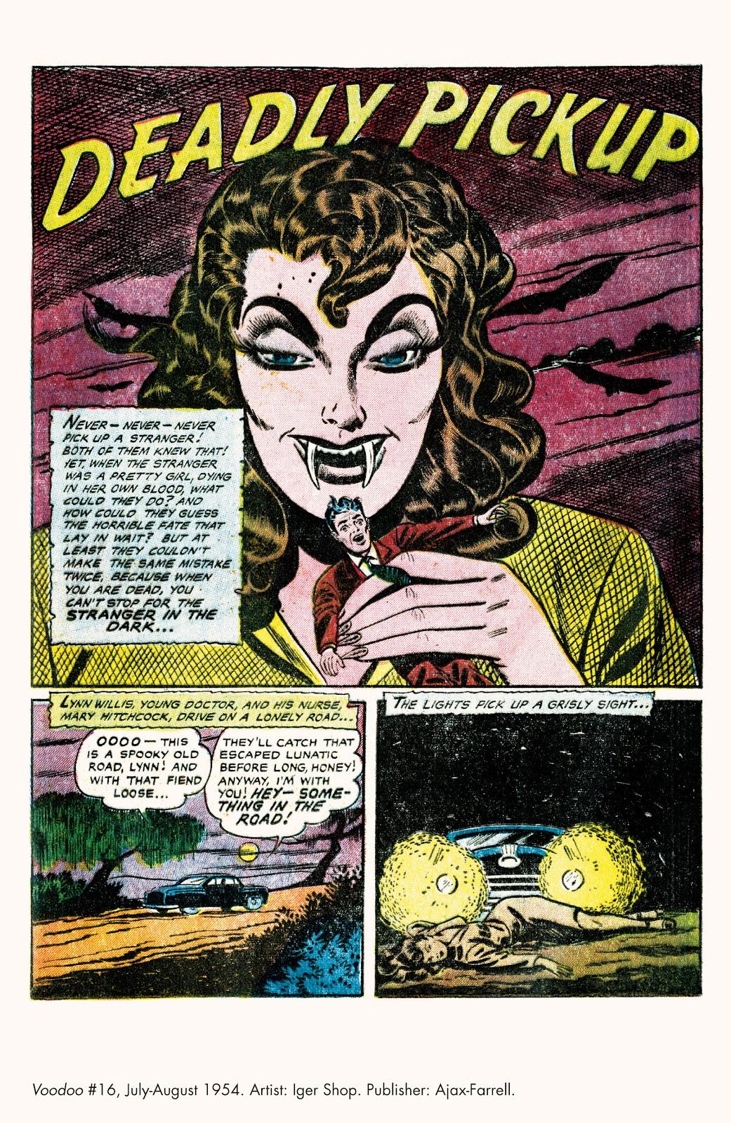Haunted Horror Issue #6 #6 - English 10