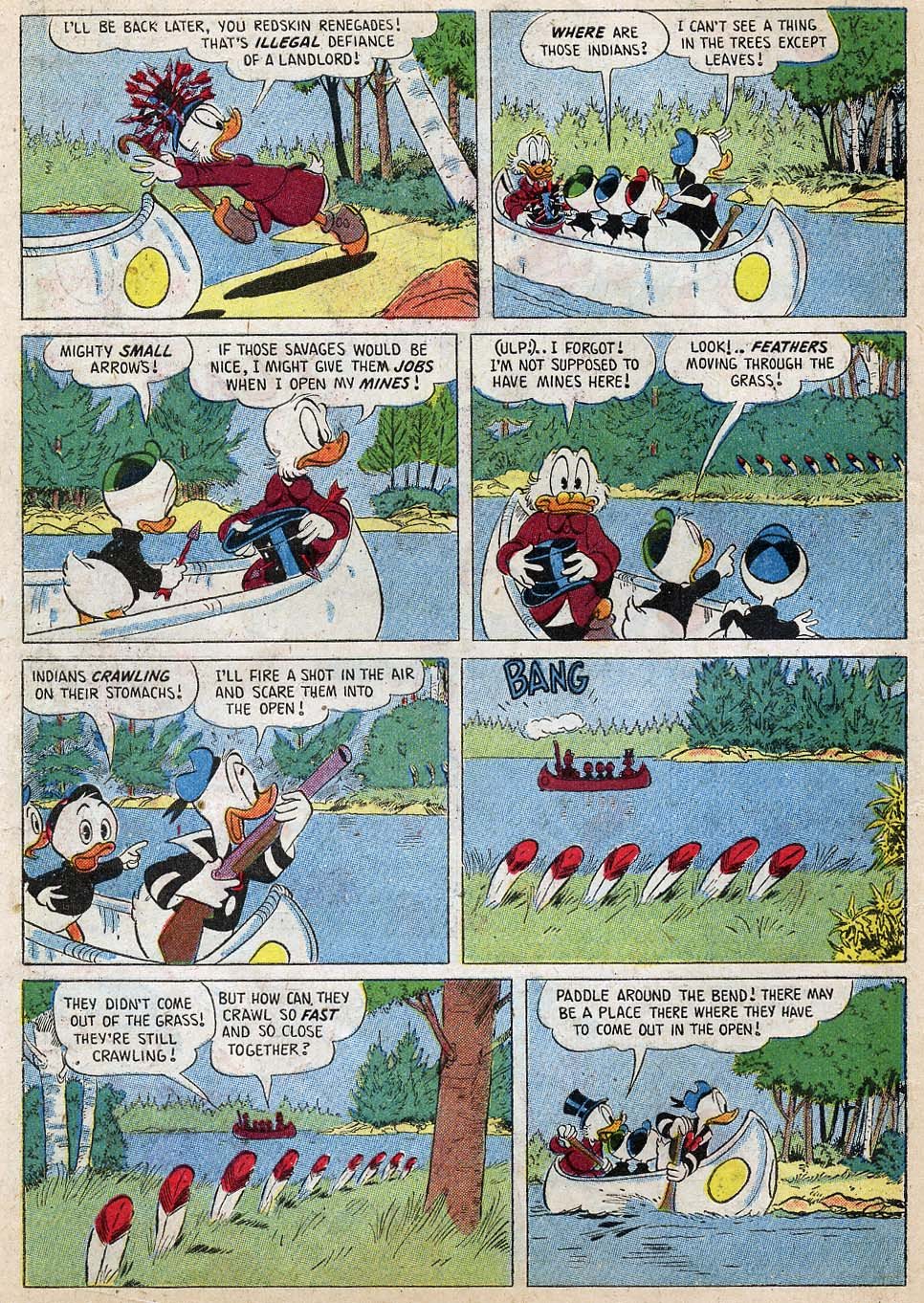 Uncle Scrooge (1953) #18 #387 - English 10