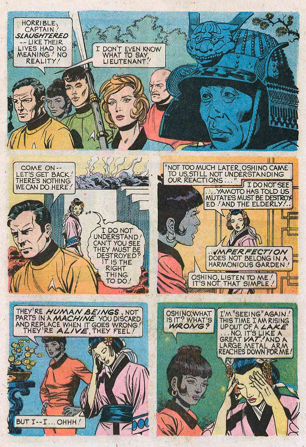 Star Trek (1967) Issue #26 #26 - English 16