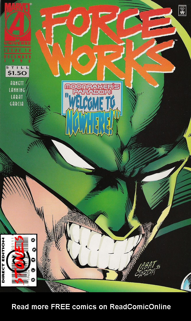 Force Works Issue #18 #18 - English 1