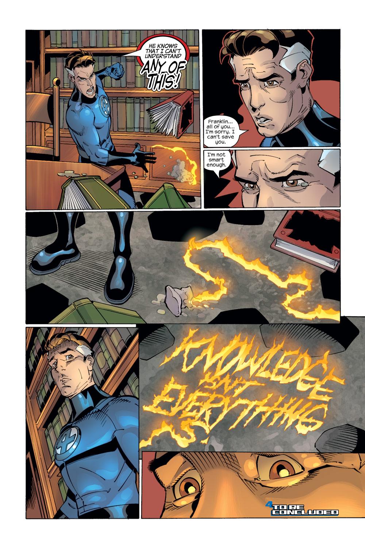 Fantastic Four (1998) #70 #74 - English 22