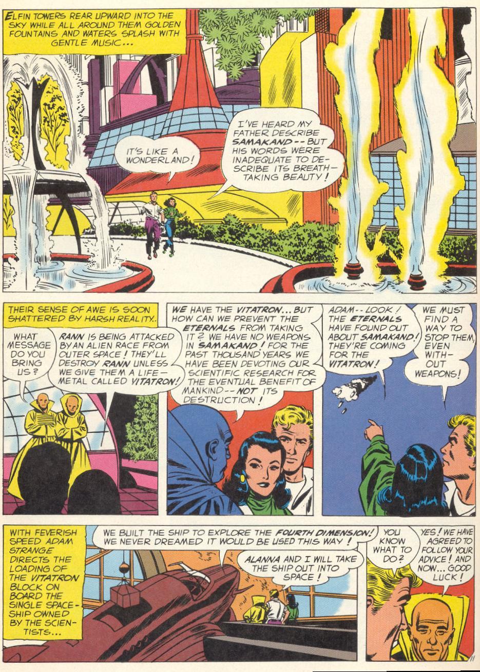 Read online Secret Origins (1961) comic -  Issue # Full - 25